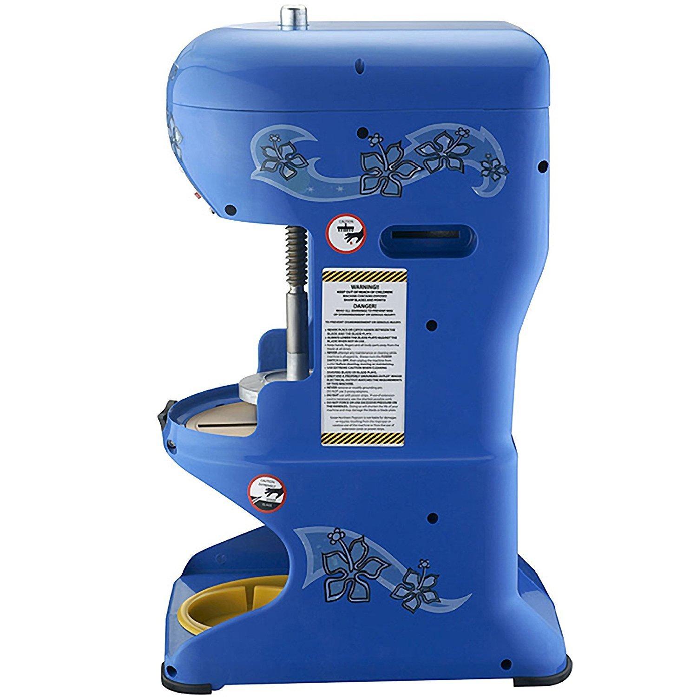 S 660 shaved ice machine