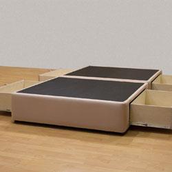 full platform bed. Shop Tiffany 4-drawer Full Platform Bed/ Storage Mattress Box - Free Shipping Today Overstock.com 5624373 Bed