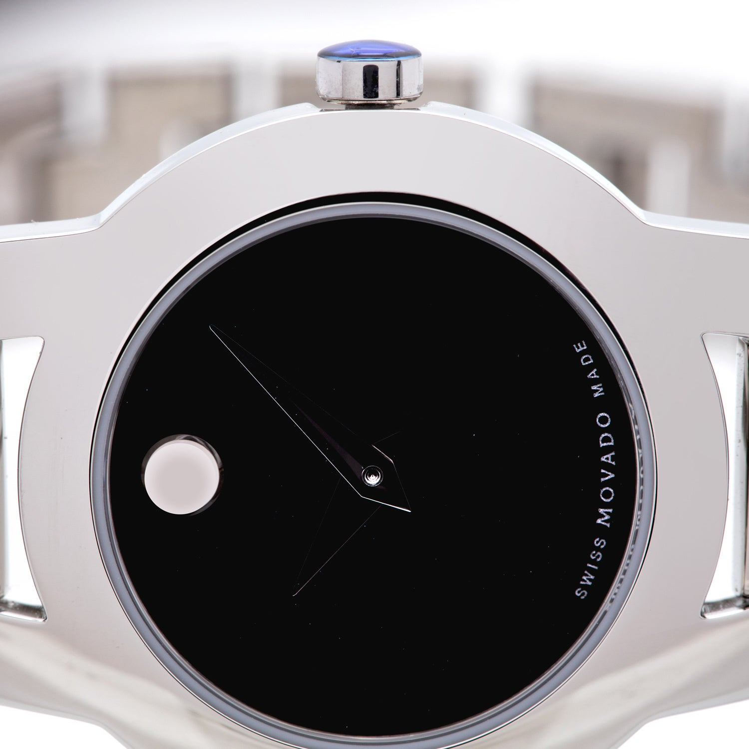 1ca7a3c1709ea Shop Movado Women s 0604759 Amorosa Stainless Steel Watch - Free Shipping  Today - Overstock - 5661703