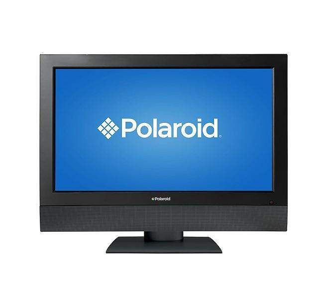 shop polaroid tlx 04011c 40 inch 720p lcd tv refurbished free rh overstock com Polaroid Monitor TV Polaroid LCD TV Brand