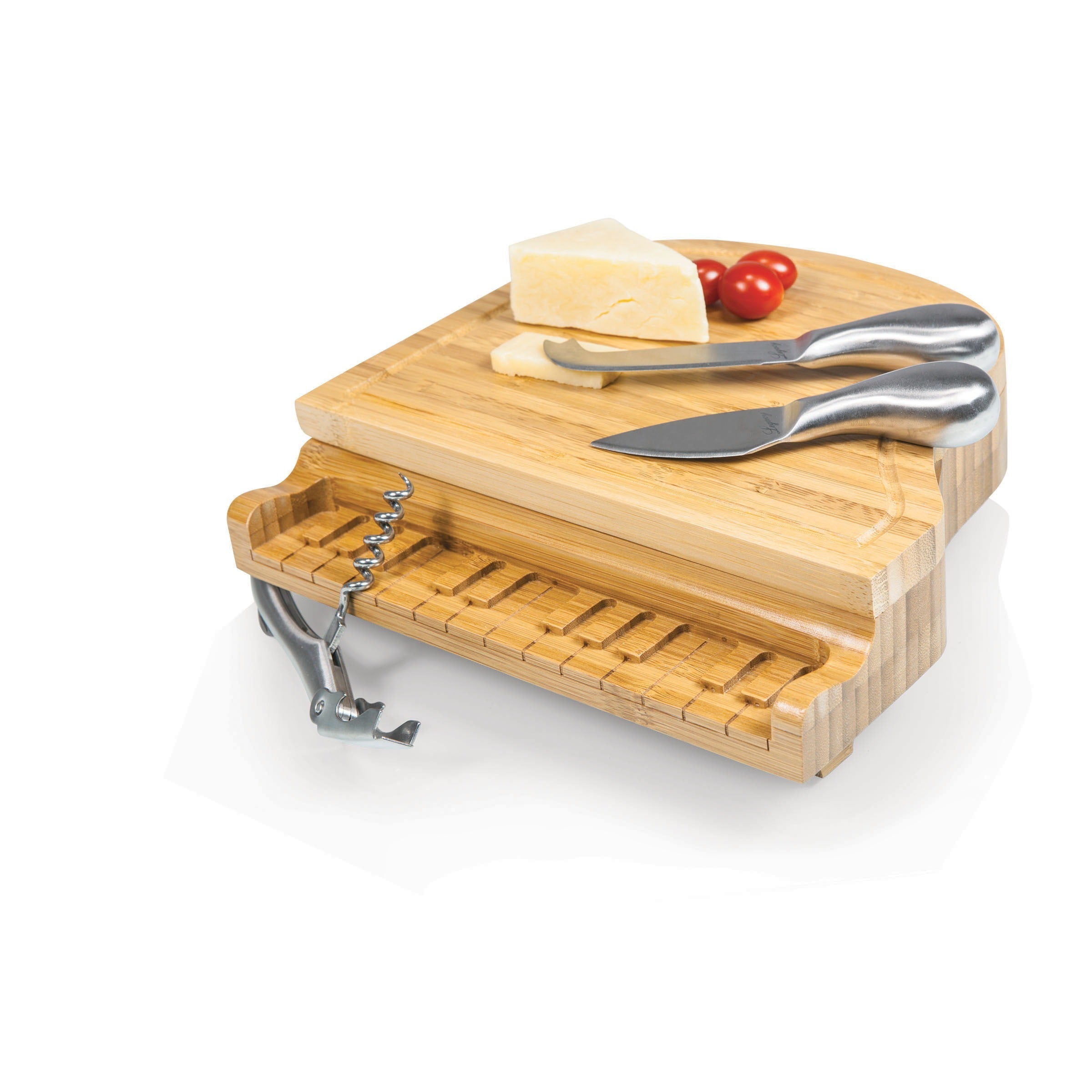 Picnic Time Piano Cutting Board - Free Shipping Today - Overstock.com -  13440844