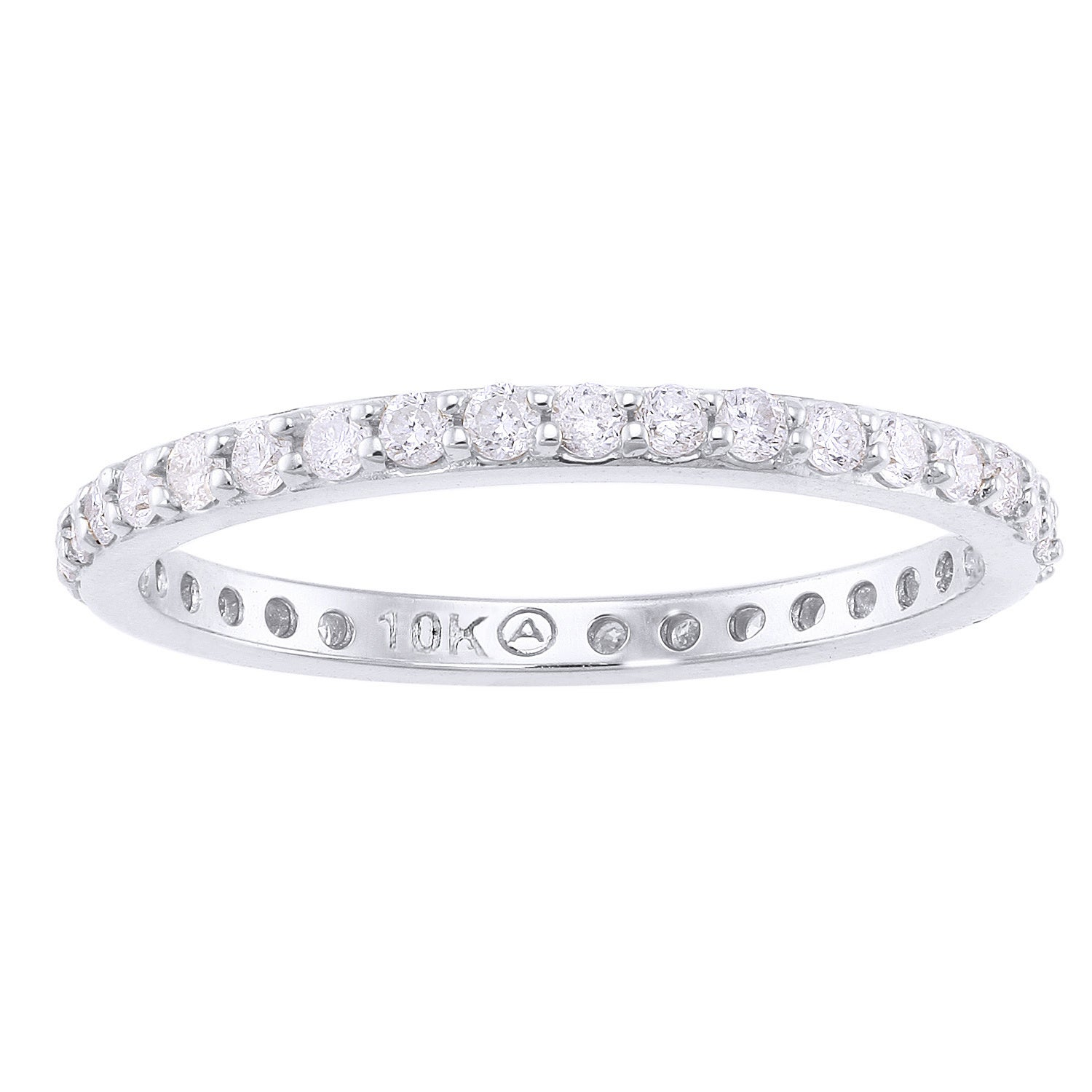 diamond engagement band baguette img ban kwon round products jennie eternity rings designs
