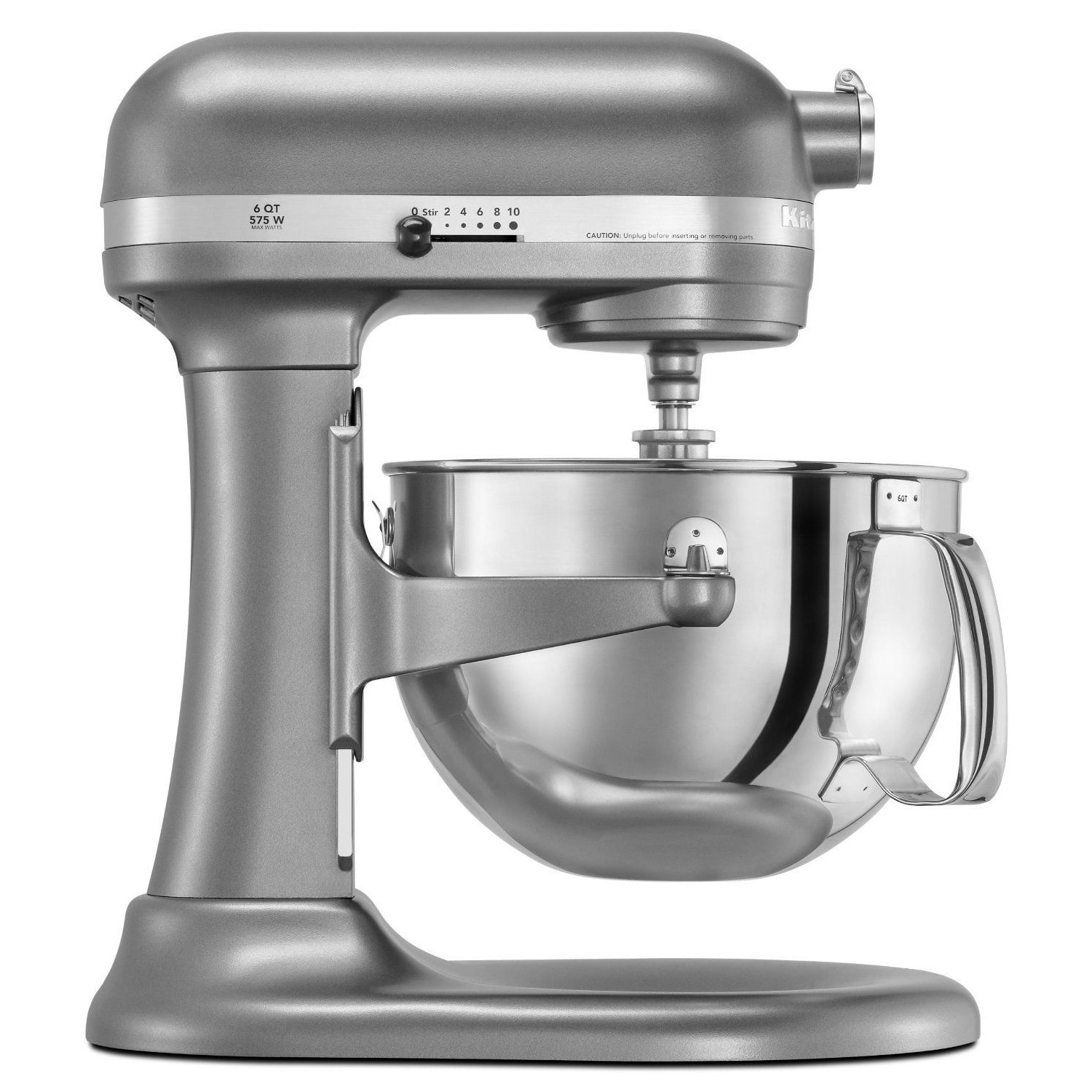 Kitchenaid 6 Quart Pro 600 Stand Mixer (Refurbished)  Free Shipping