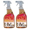 PetX 32-oz Pet Stain and Odor Removers (Pack of 2)