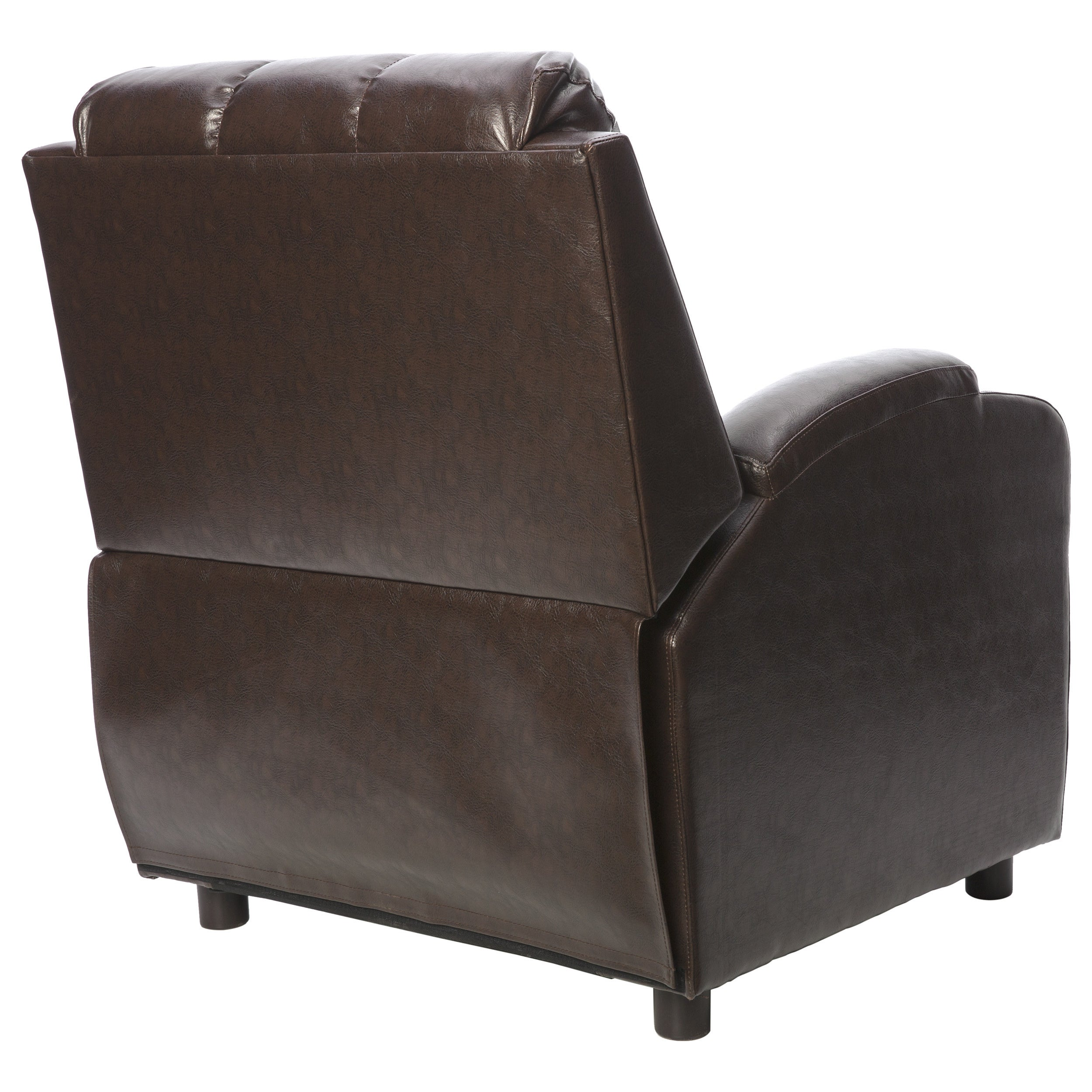 picture recliner holders of armchair w leather drink cinema gaming p chair brown sofa oscar