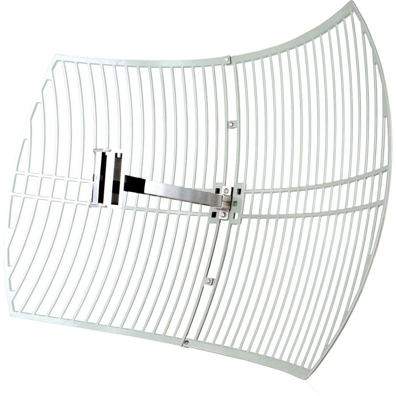 Shop TP LINK TL ANT2424B 24GHz 24dBi Directional Grid Parabolic Antenna