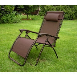Shop Zero Gravity Extra Wide Recliner Lounge Chair   Free Shipping Today    Overstock   5776844