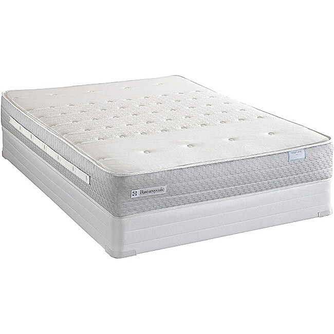 Shop Sealy Posturepedic Forestwood Ultra Firm King Size Mattress Set