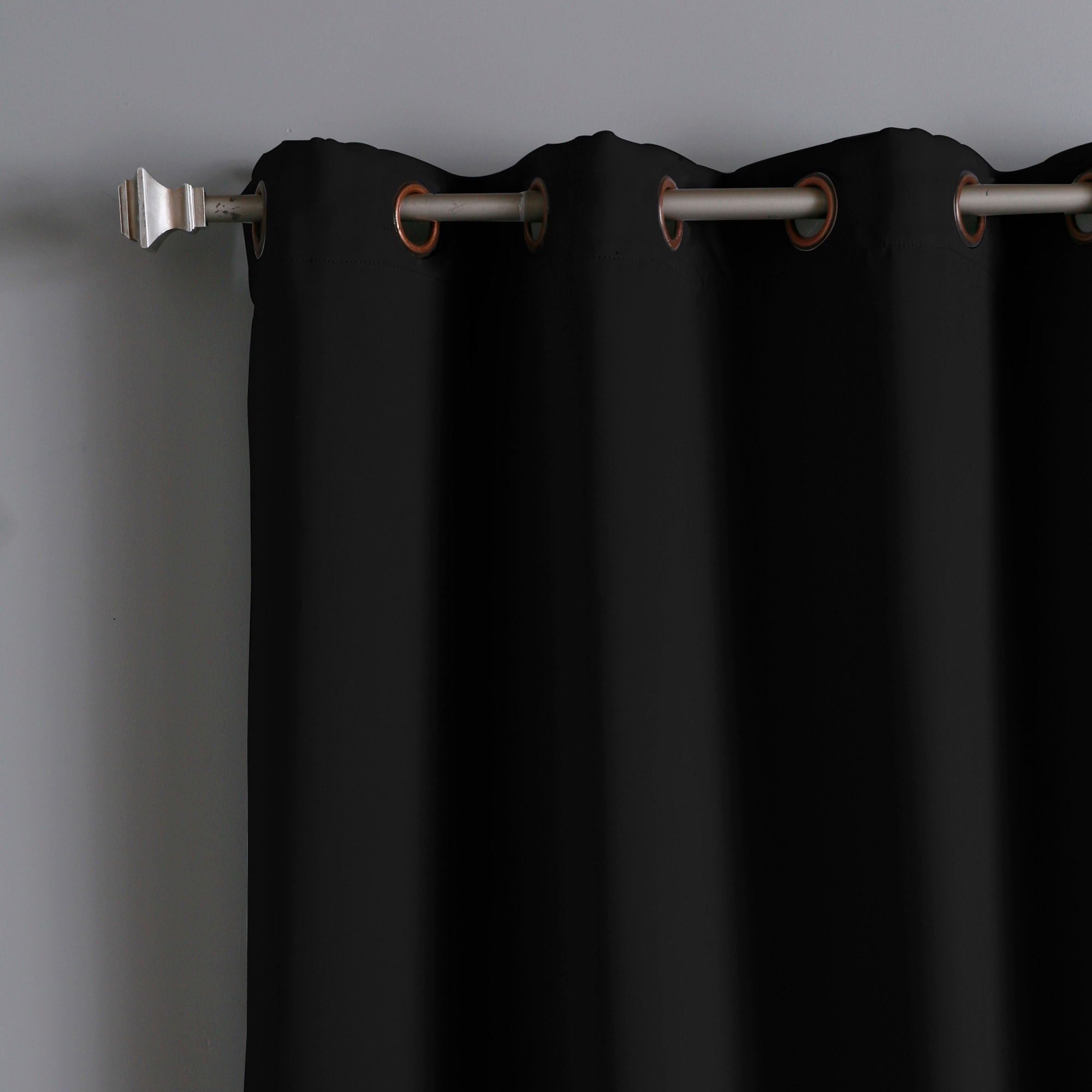 Aurora Home Extra Wide Thermal 96-inch Blackout Curtain Panel ...