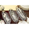 Fifth Avenue Crystal Portico Utensil Caddies (Set of 3)