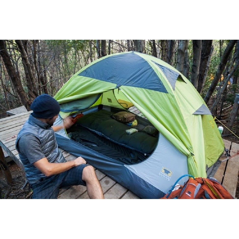 Mountainsmith Morrison Citron Green 3-season 2-person Tent - Free Shipping Today - Overstock.com - 13524559  sc 1 st  Overstock.com & Mountainsmith Morrison Citron Green 3-season 2-person Tent - Free ...
