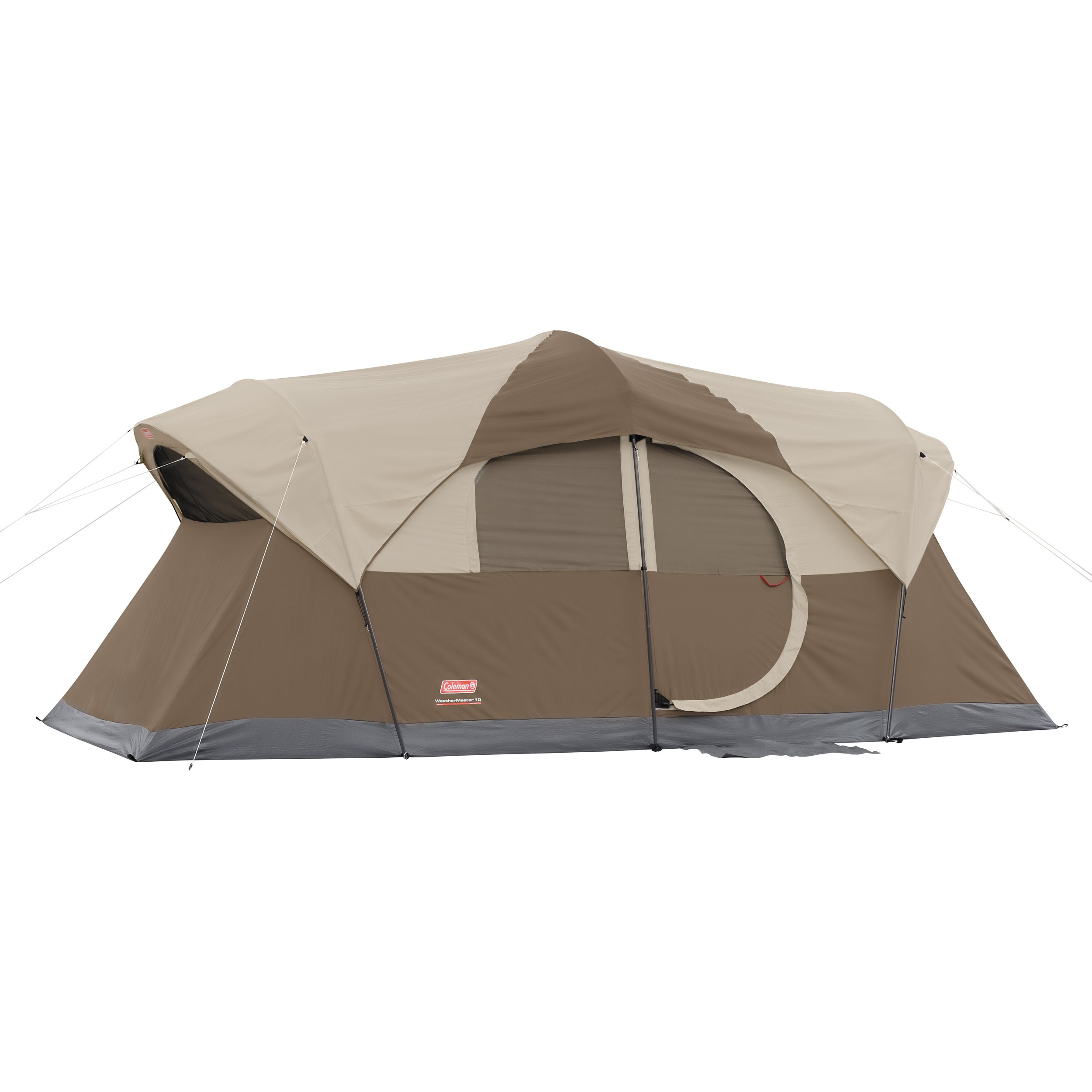 Coleman Weathermaster 10 Person Hinged Door Tent - Free Shipping Today - Overstock.com - 13559020  sc 1 st  Overstock.com & Coleman Weathermaster 10 Person Hinged Door Tent - Free Shipping ...
