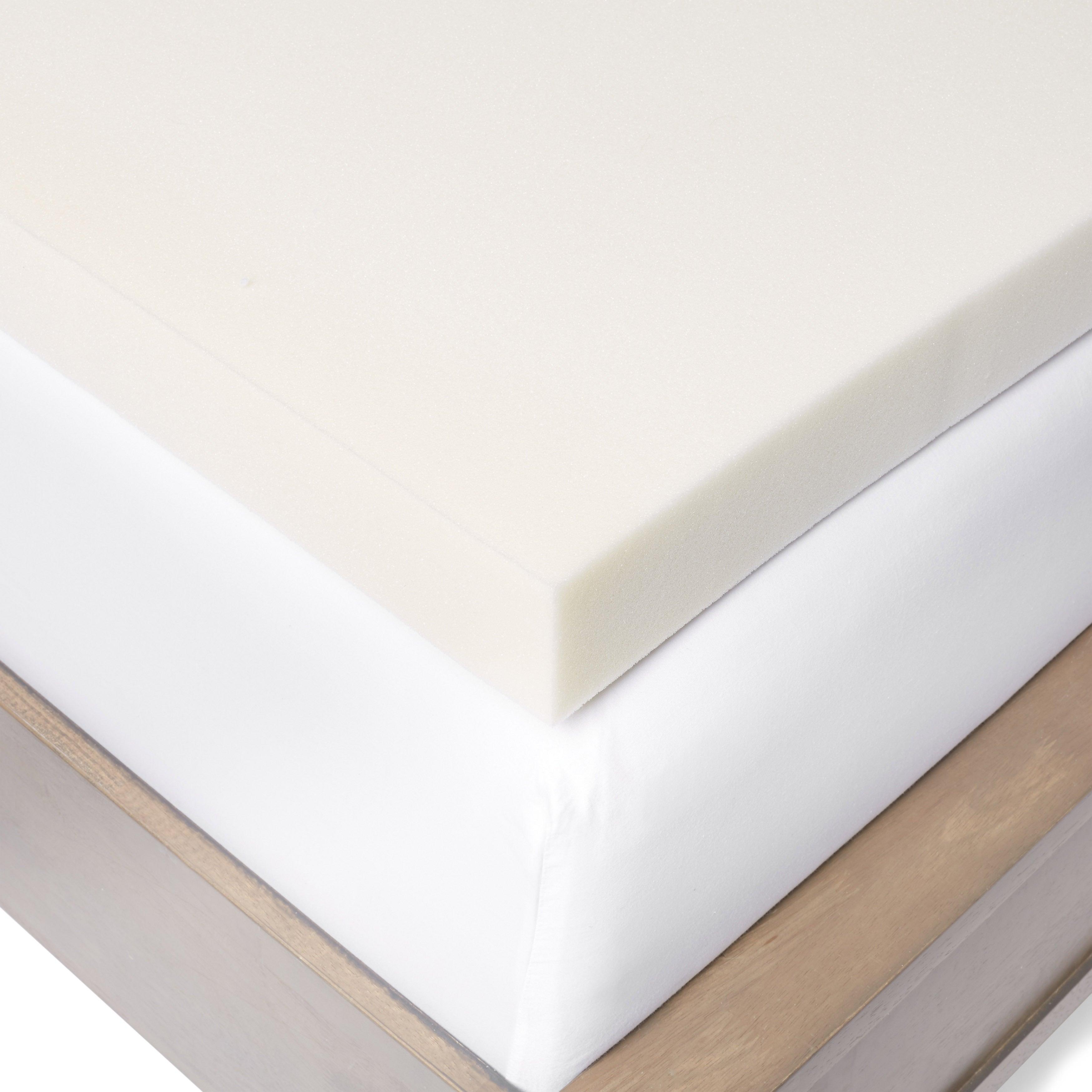 fiber memory lane topper multiple foam review gellux gel pin cooling mattress sizes