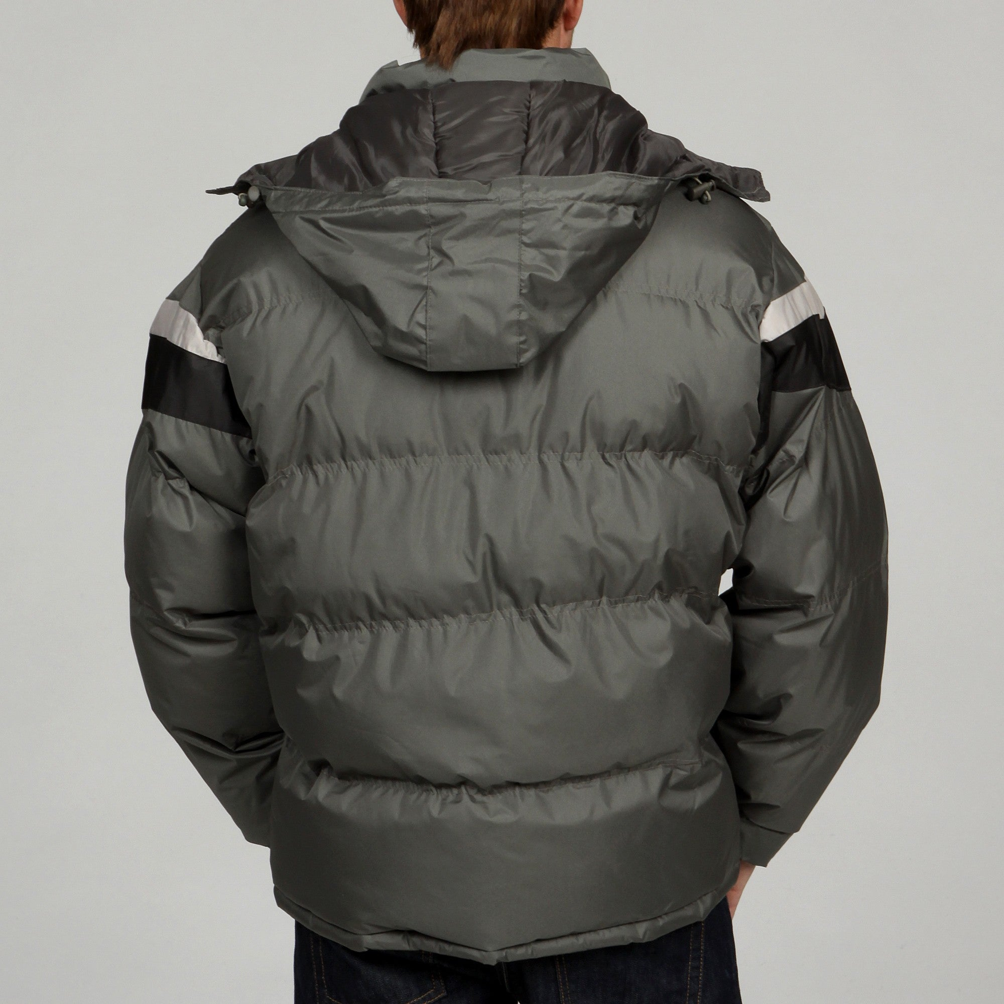 9a3a78546852 Shop Beverly Hills Polo Club Men s Puffer Coat FINAL SALE - Ships To ...