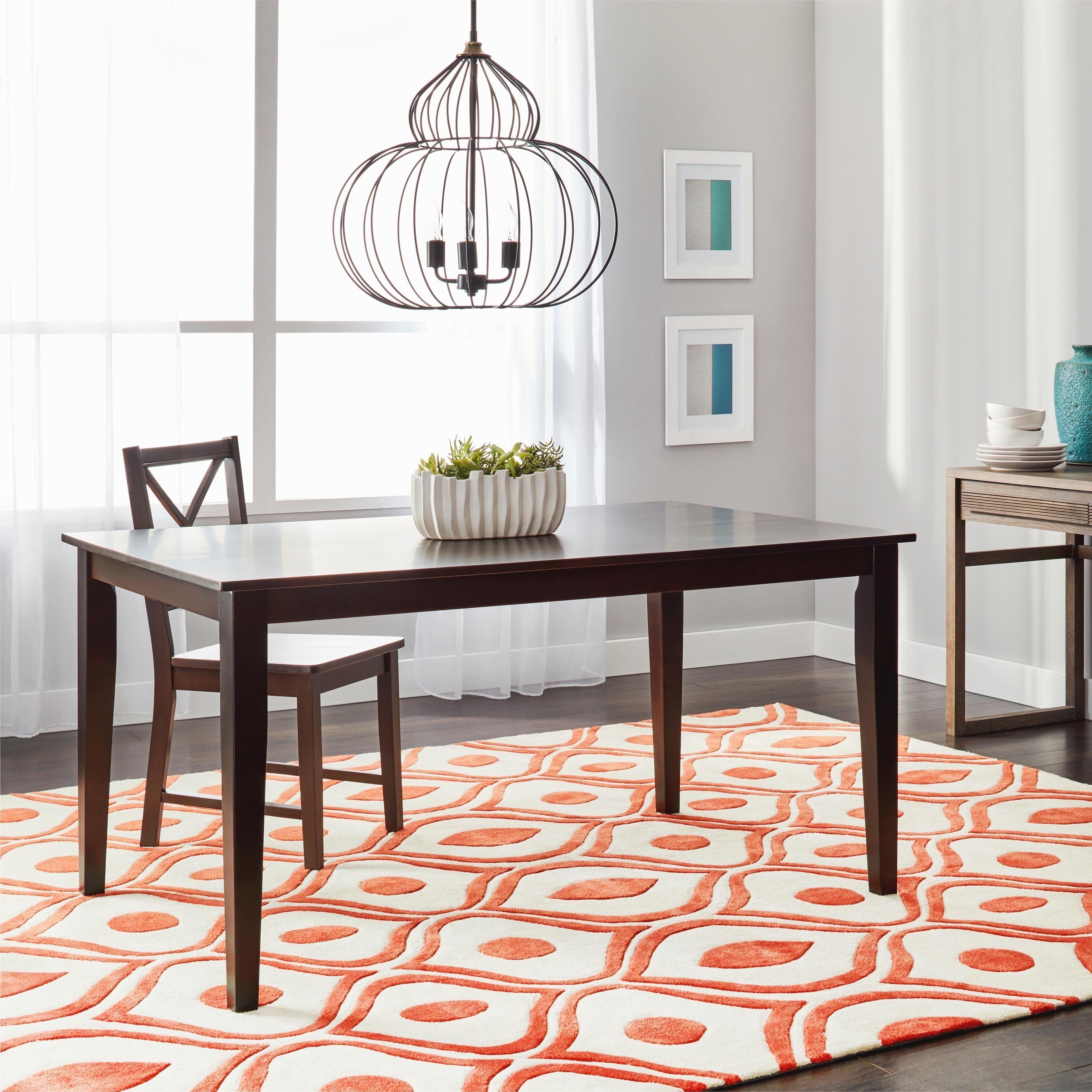 Shop simple living havana carson large dining table on sale free shipping today overstock com 5967203