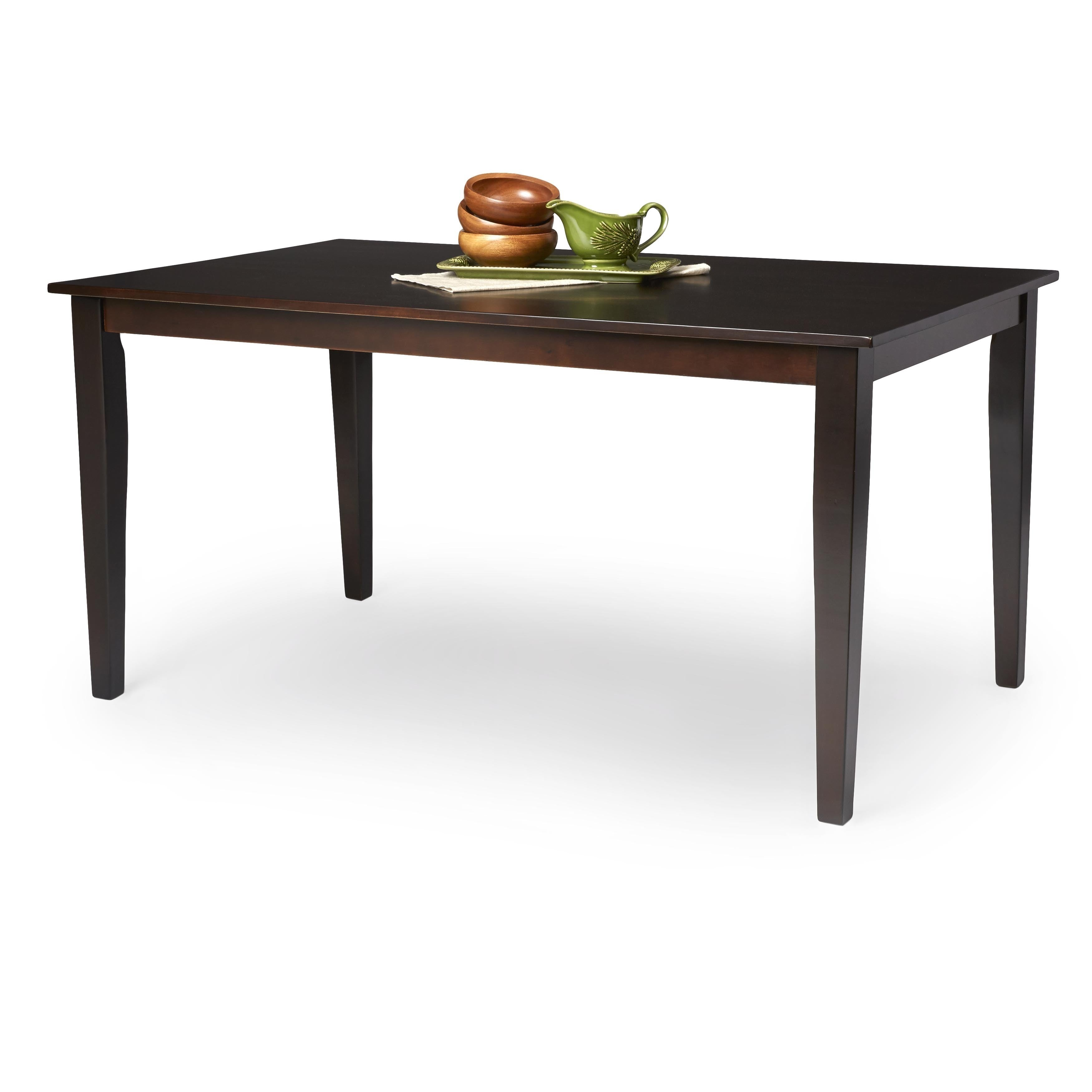 Shop Simple Living Havana Carson Large Dining Table   Free Shipping Today    Overstock.com   5967203