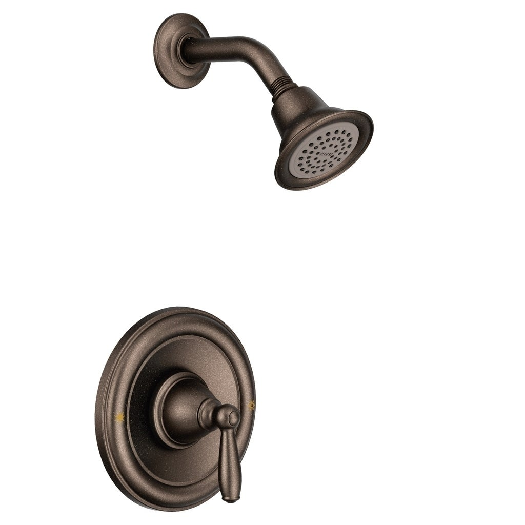 Shop Moen Brantford Posi-Temp® Shower Only T2152ORB Oil Rubbed ...
