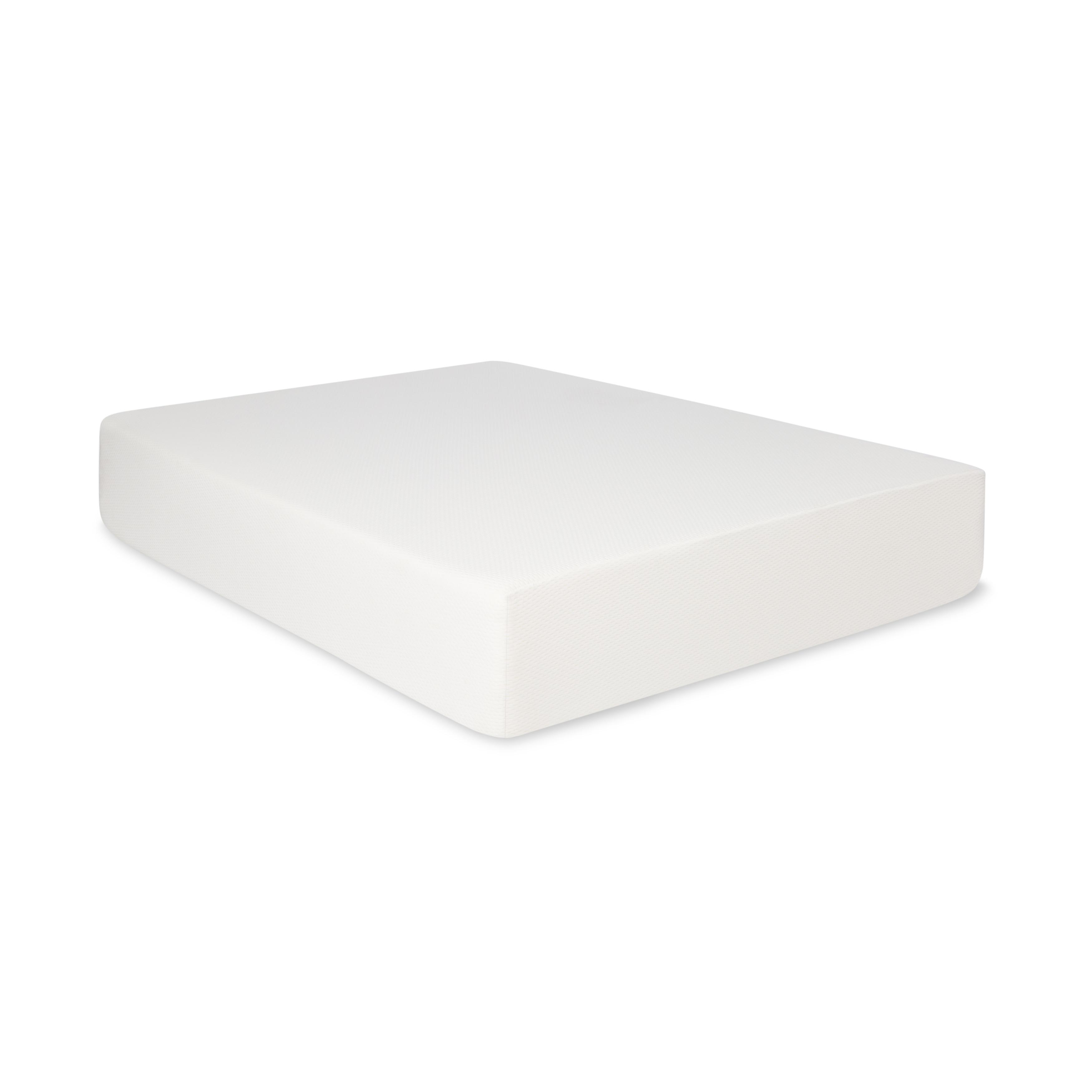 Select Luxury Medium Firm 14 inch Full size Memory Foam Mattress