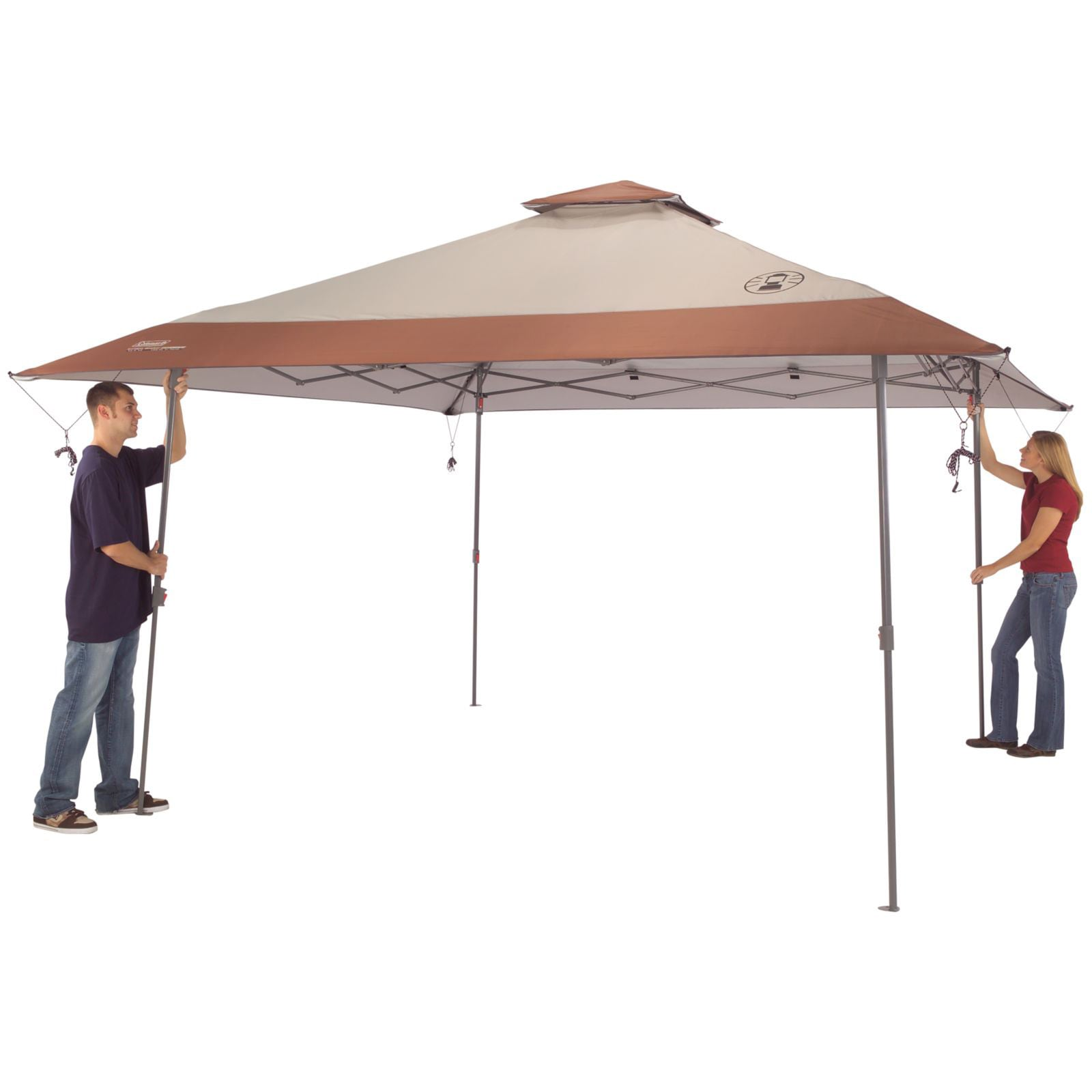 Coleman Back Home 13x13 ft Canopy - Free Shipping Today - Overstock.com - 13681633  sc 1 st  Overstock.com & Coleman Back Home 13x13 ft Canopy - Free Shipping Today ...