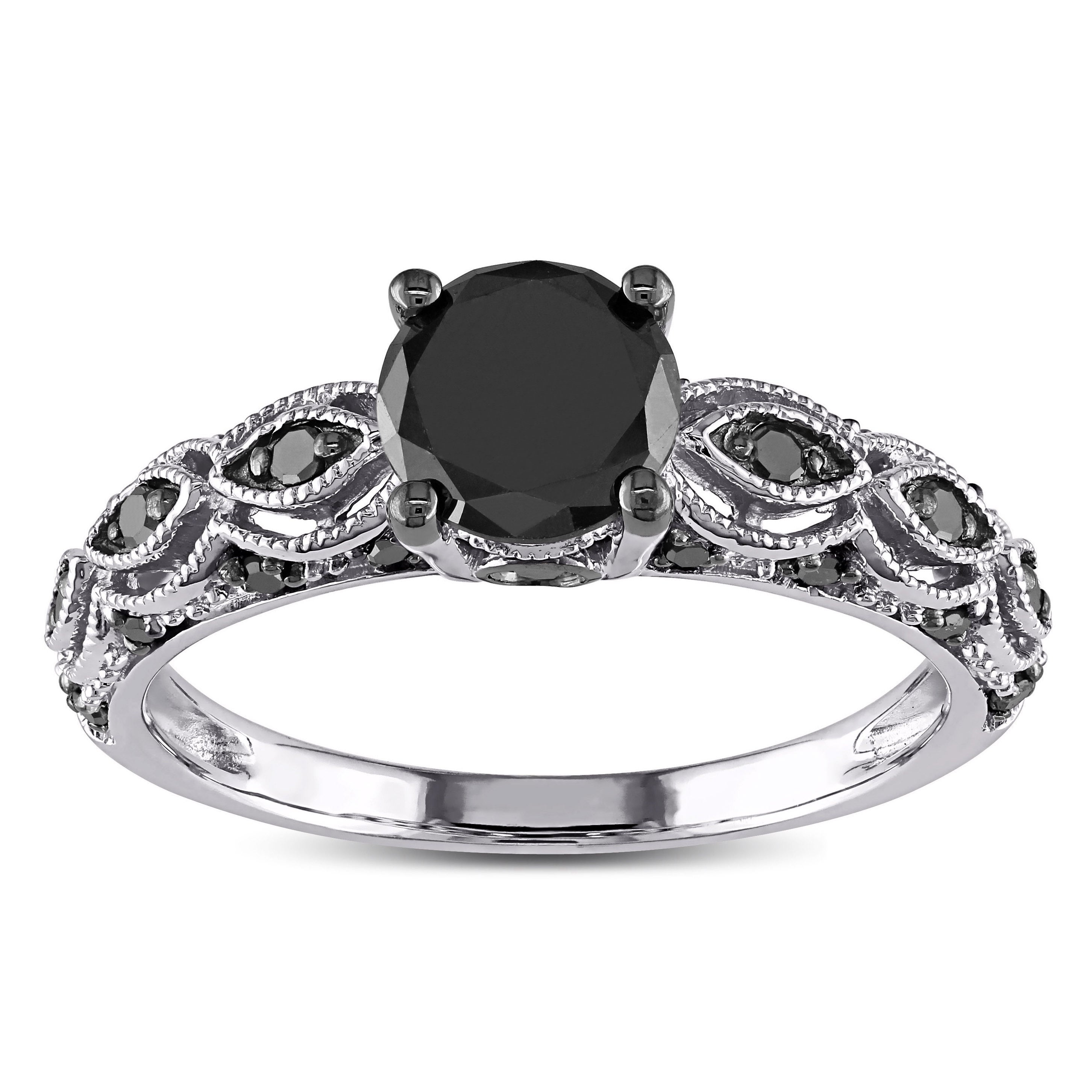 ring products rings black jewelry and engagement white shank missesdressy br diamond split
