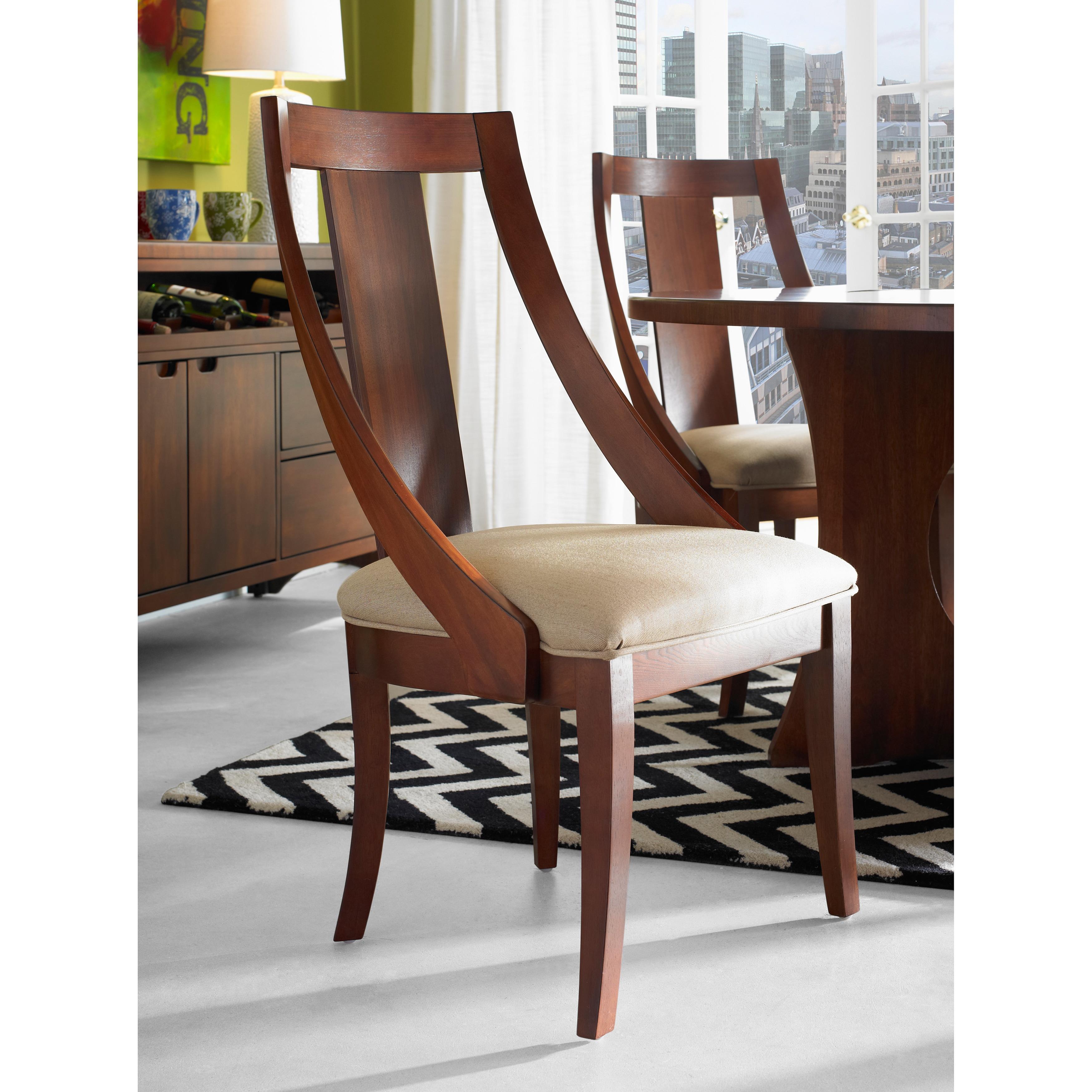 shop somerton dwelling manhattan slipper chairs set of 2 free
