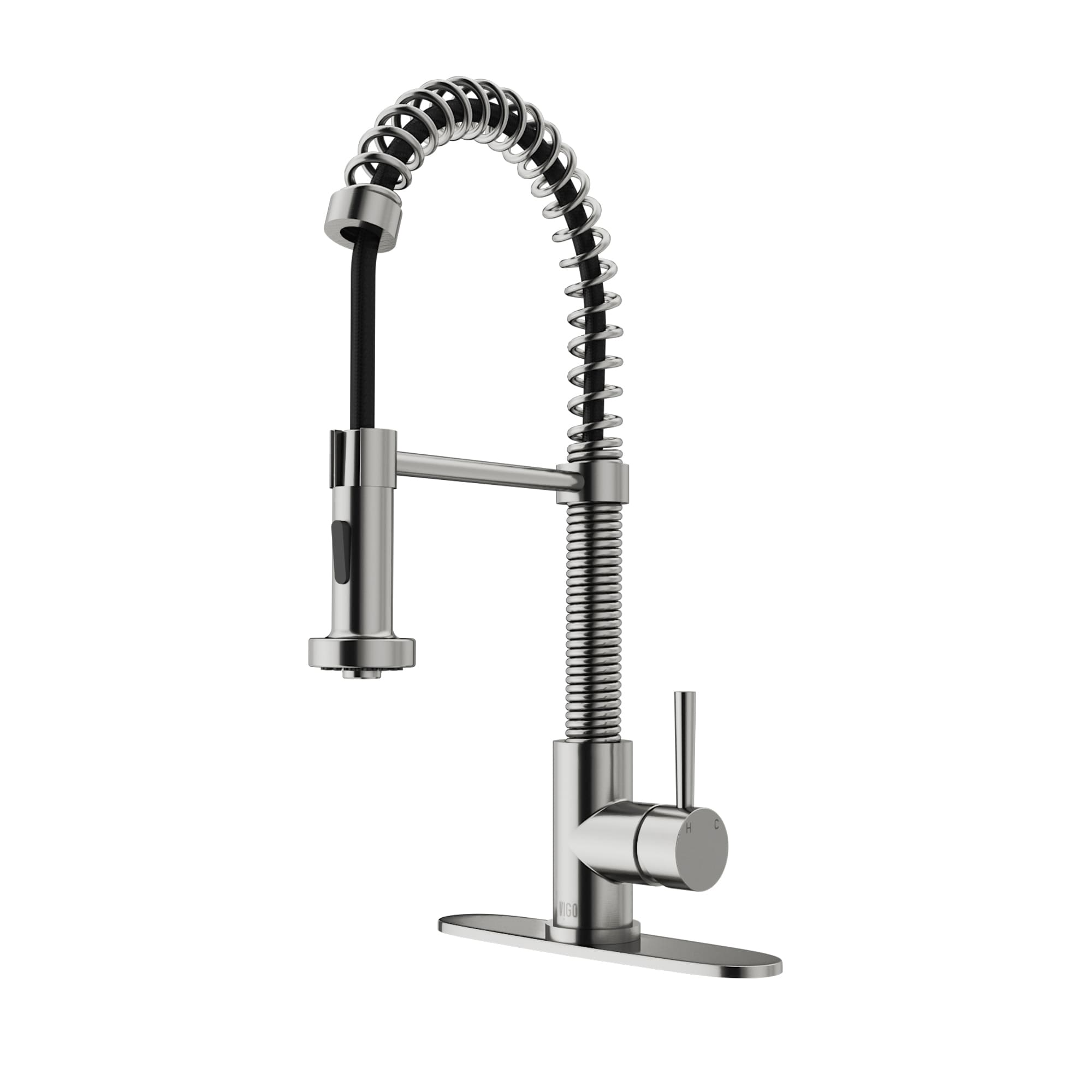 crespo faucets dp single faucet uzcnl down com kitchen amazon lever kraus stainless pull steel modern kpf