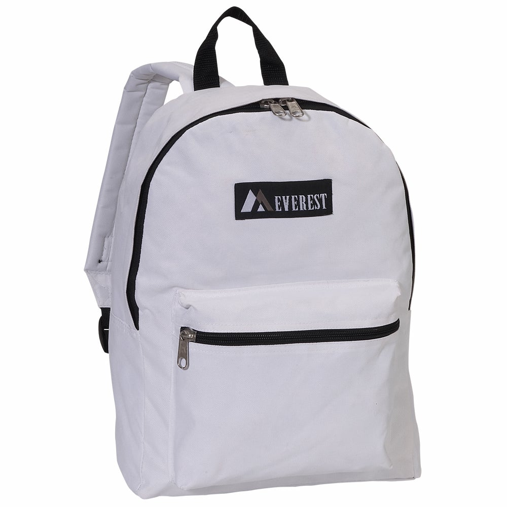 680887019e Shop Everest 15-inch Padded Shoulder Basic Backpack - Free Shipping On  Orders Over  45 - Overstock - 6018058
