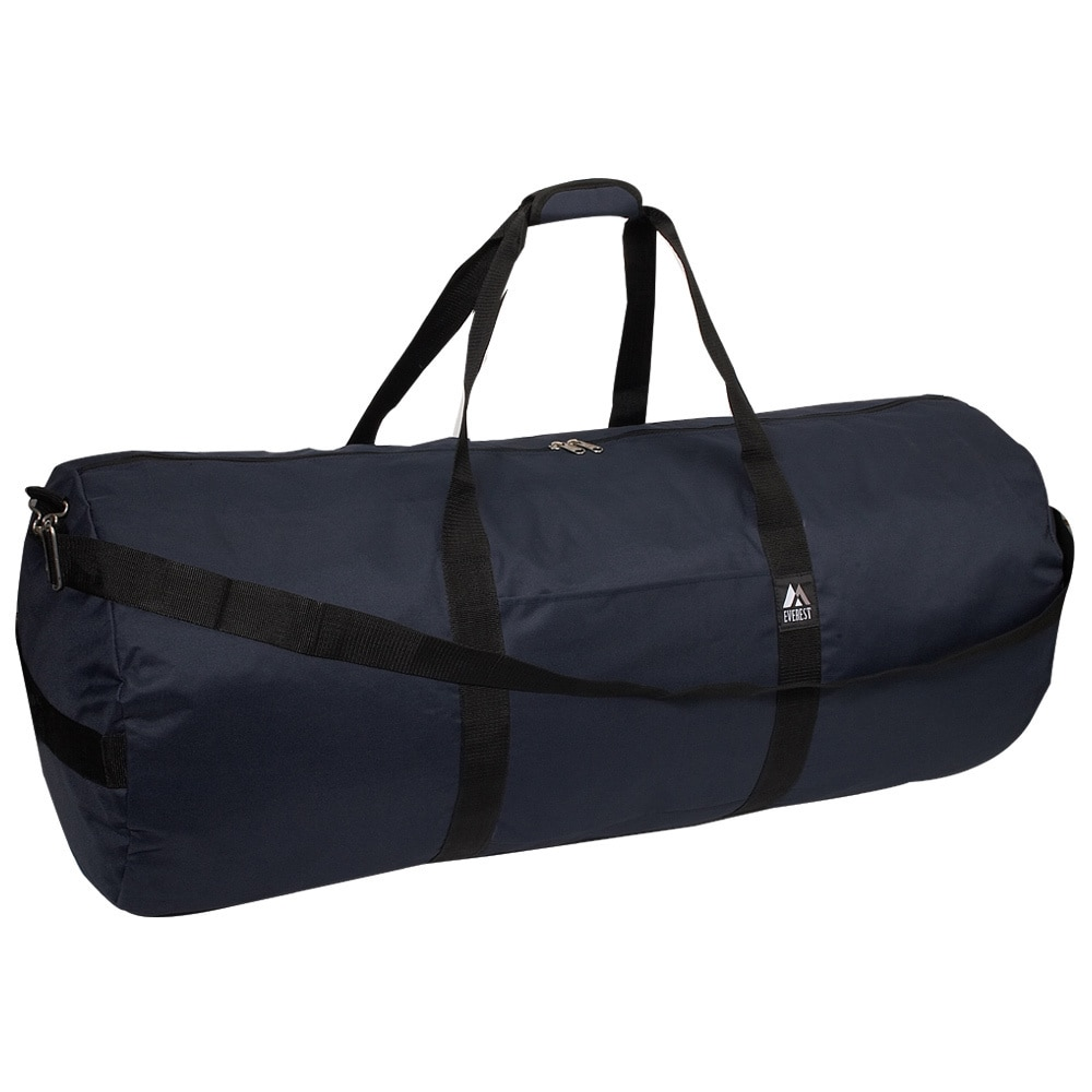Shop Everest 40-inch Rounded Duffel Bag - Free Shipping On Orders Over  45  - Overstock - 6021933 37badec2a