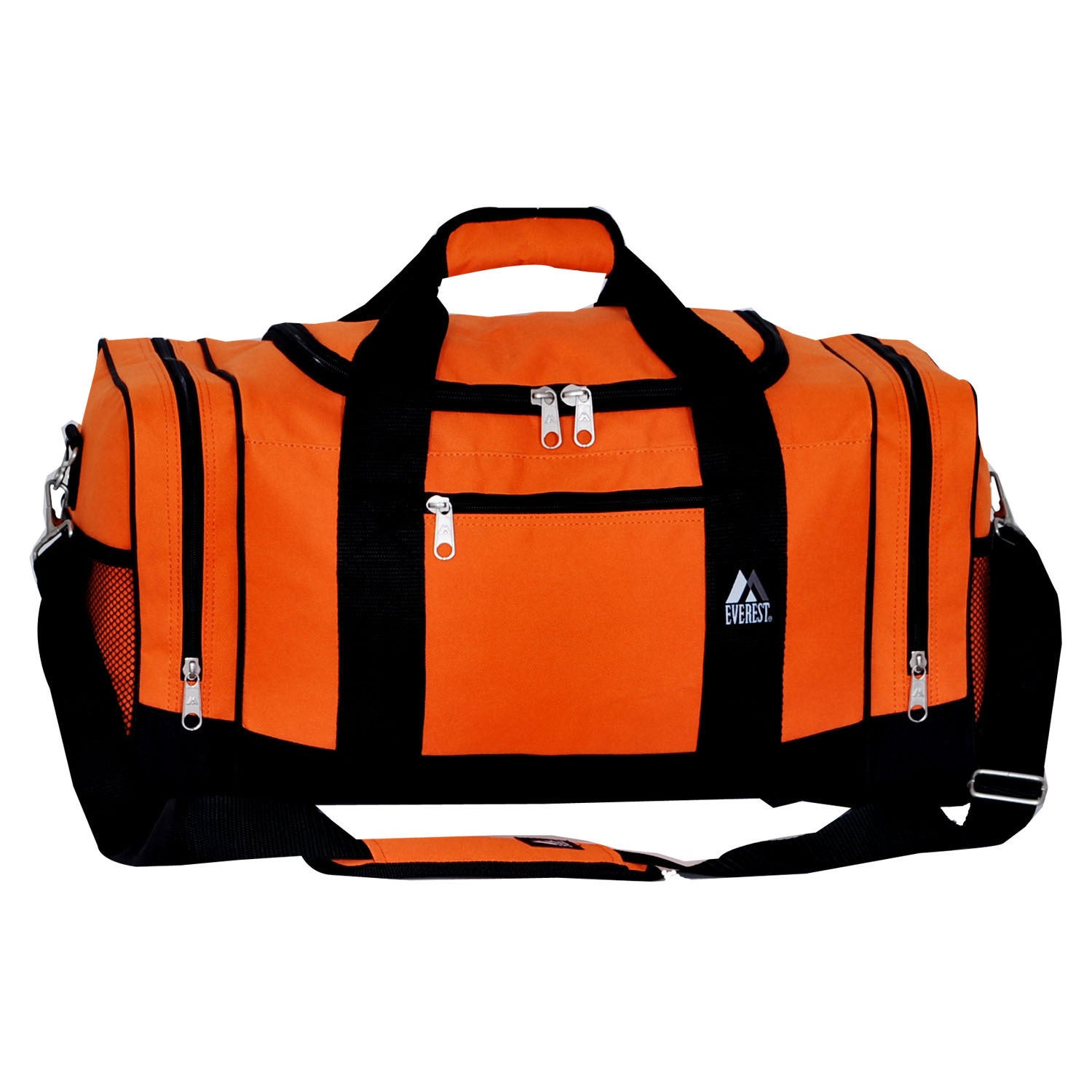 33912b10b211 Shop Everest 20-inch Sporty Gear Polyester Carry On Duffel Bag with Strap - Free  Shipping On Orders Over  45 - Overstock - 6022119