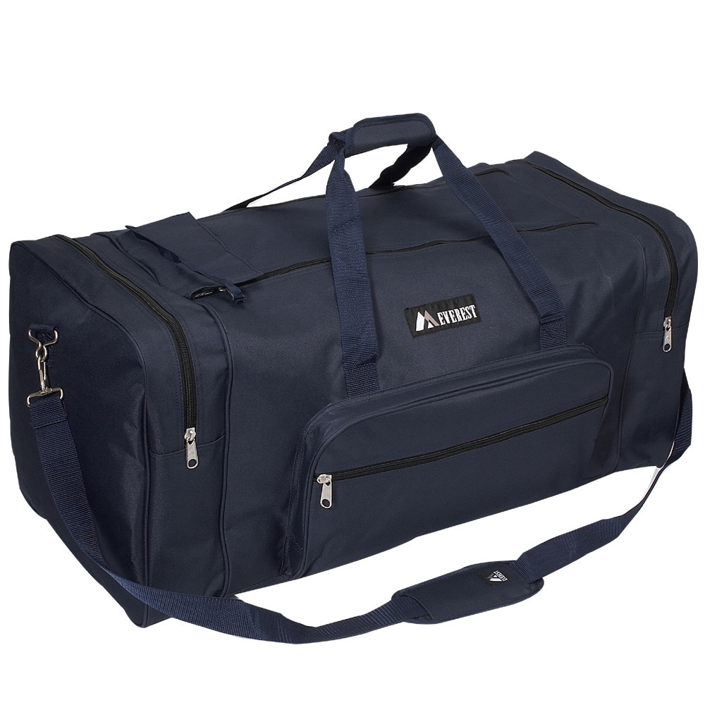 66f86b4aaad9 Shop Everest 30-inch 600 Denier Polyester Classic Gear Duffel - Free  Shipping On Orders Over  45 - Overstock - 6026394