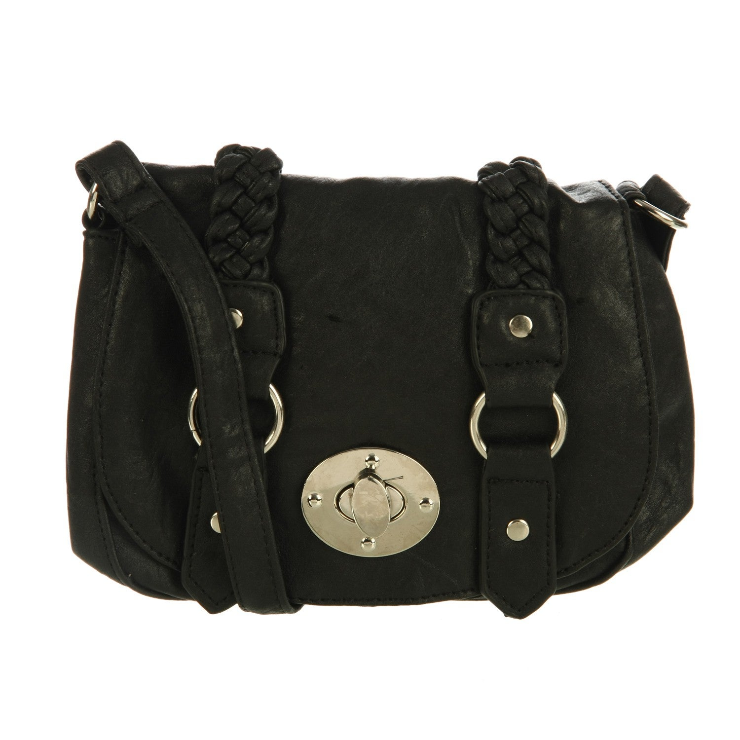 Del Cesca Cindy Crossbody Saddle Bag Free Shipping On Orders Over 45 6039070