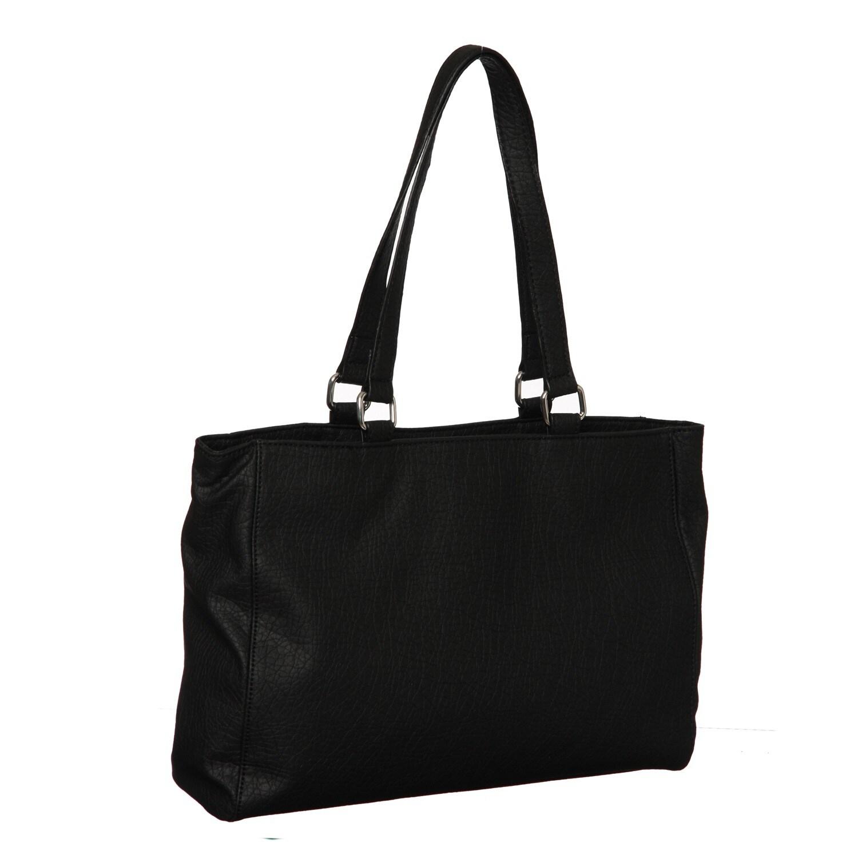 Bandolino Black Large Tote Handbag Free Shipping On Orders Over 45 6042158