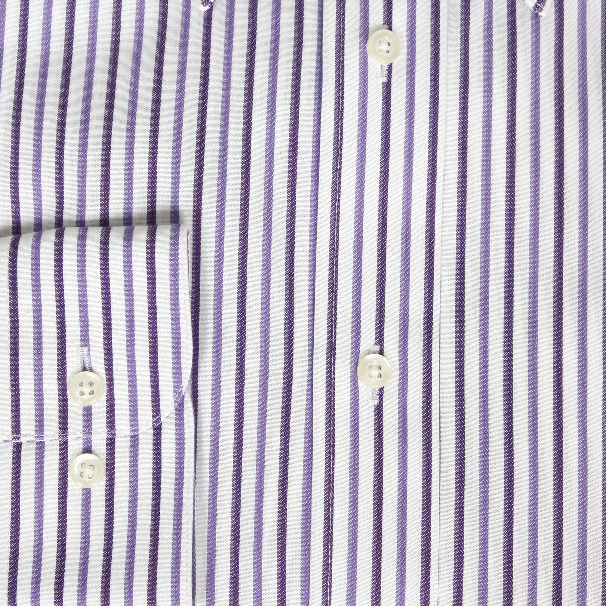 31579090 Shop Nicole Miller Men's Striped Slim Fit Dress Shirt - Free Shipping On  Orders Over $45 - Overstock - 6057803