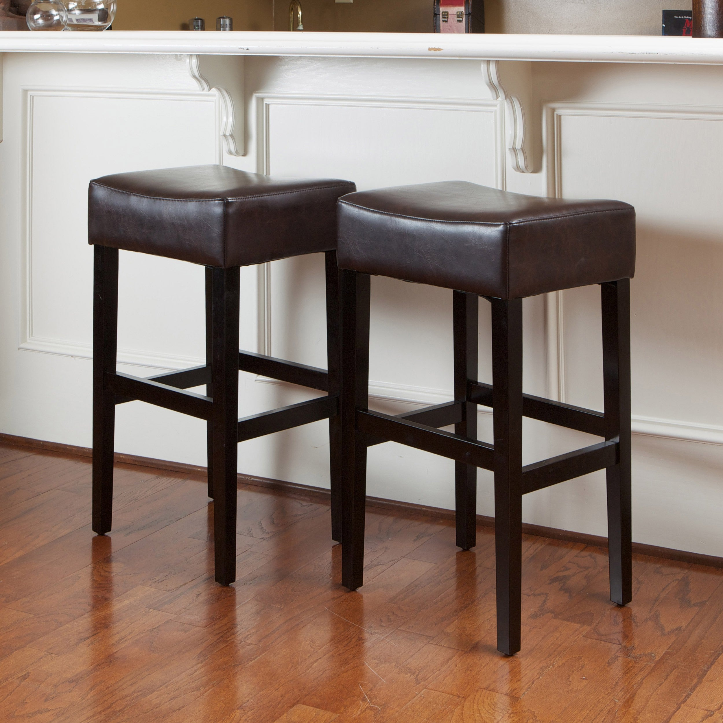 modern backless stools a to how make stool bar