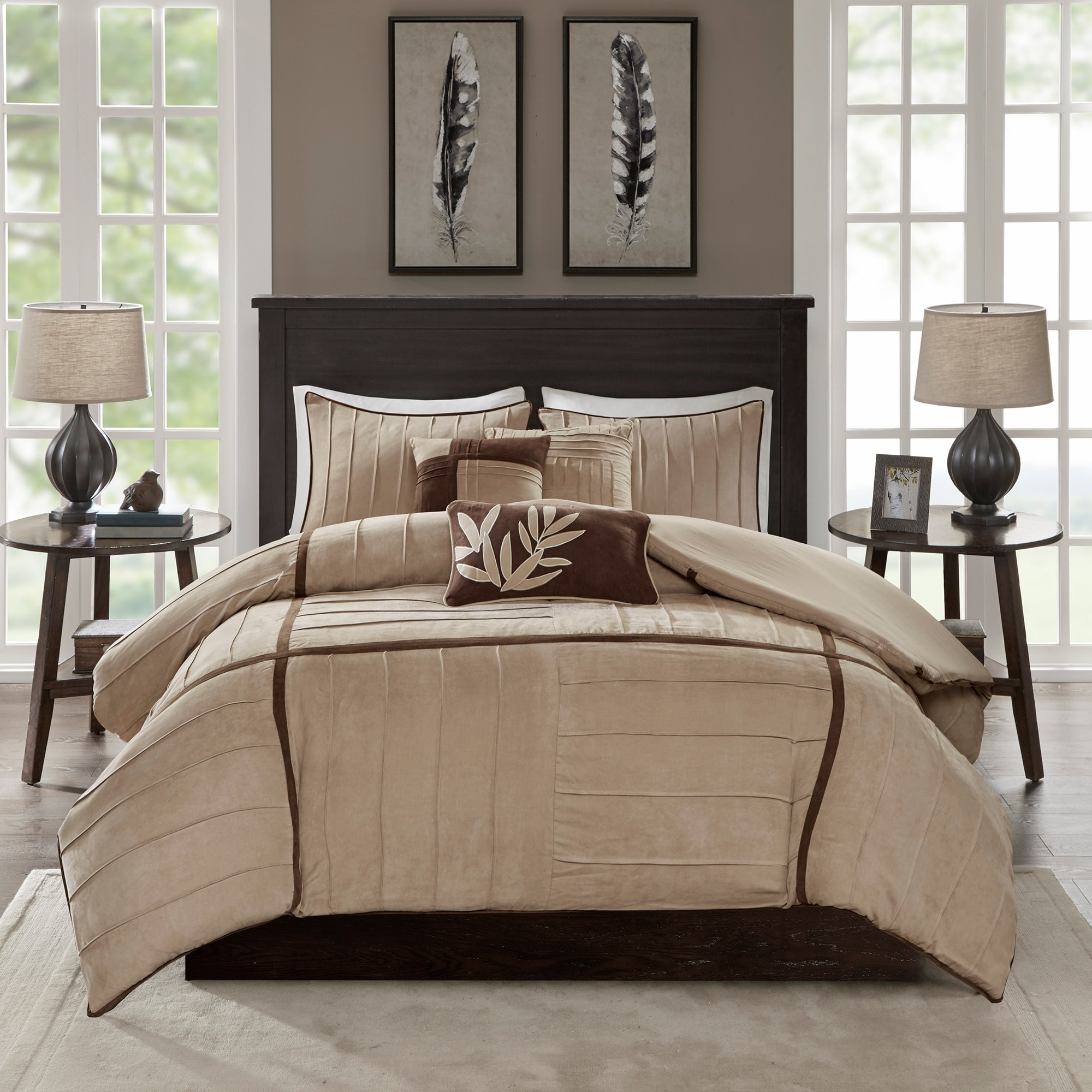 product by cover stripe cotton marquisanddawe brushed set original dawe duvet marquis beige