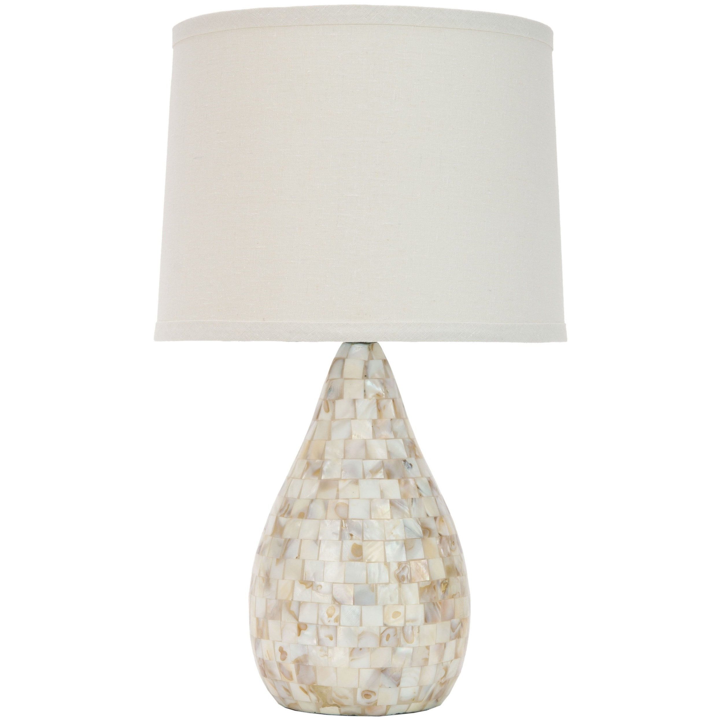Safavieh lighting 205 inch mother of pearl table lamp set of 2 safavieh lighting 205 inch mother of pearl table lamp set of 2 free shipping today overstock 13792218 aloadofball Image collections