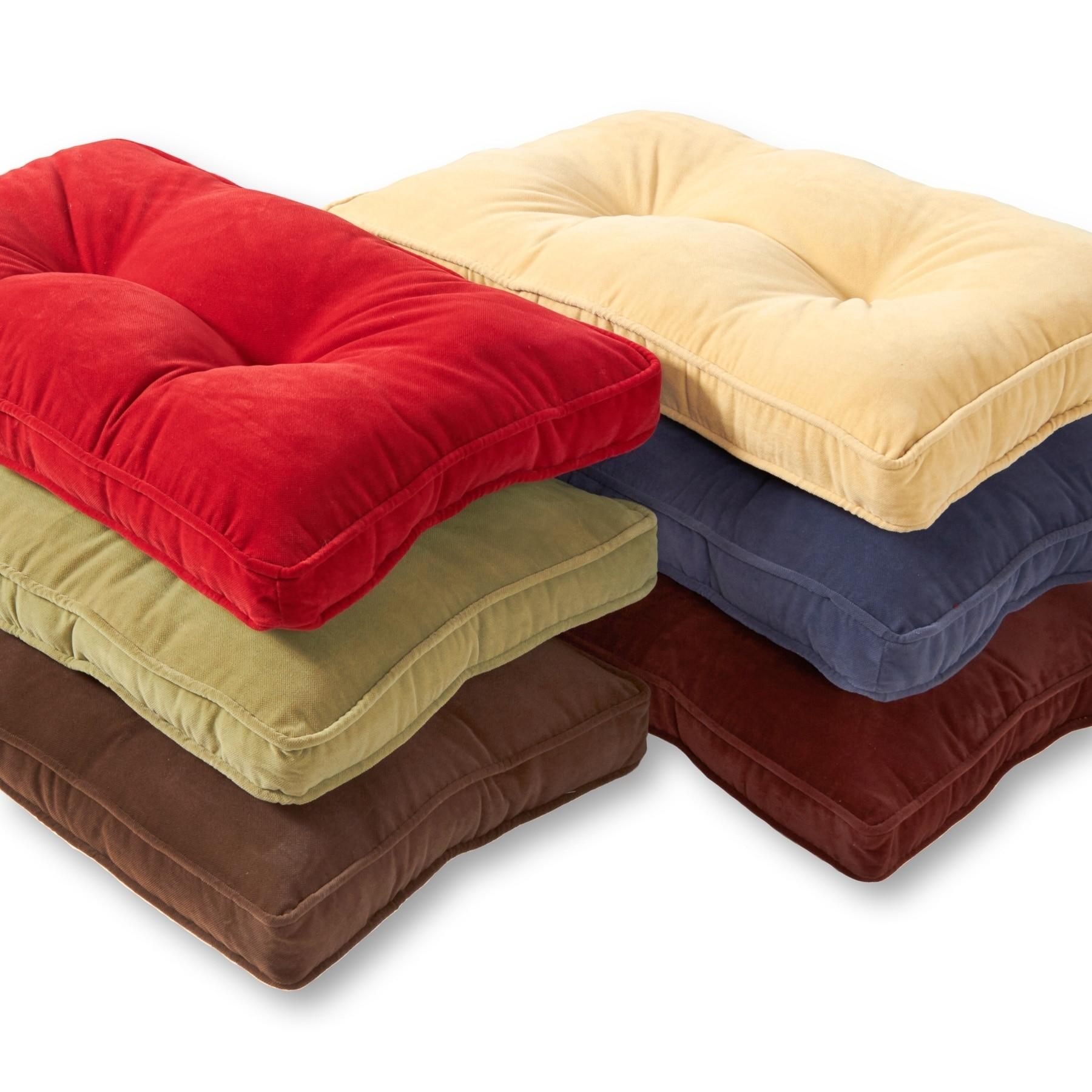 Shop Greendale Home Fashions Moss Hyatt 4 Pc Nook Cushion Set