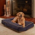 Busby Denim Blue Dog Bed