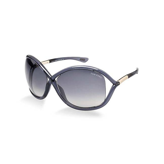 c5f6ccb02968 Shop Tom Ford Women s TF009 Whitney Fashion Sunglasses - Free Shipping  Today - Overstock - 6141158
