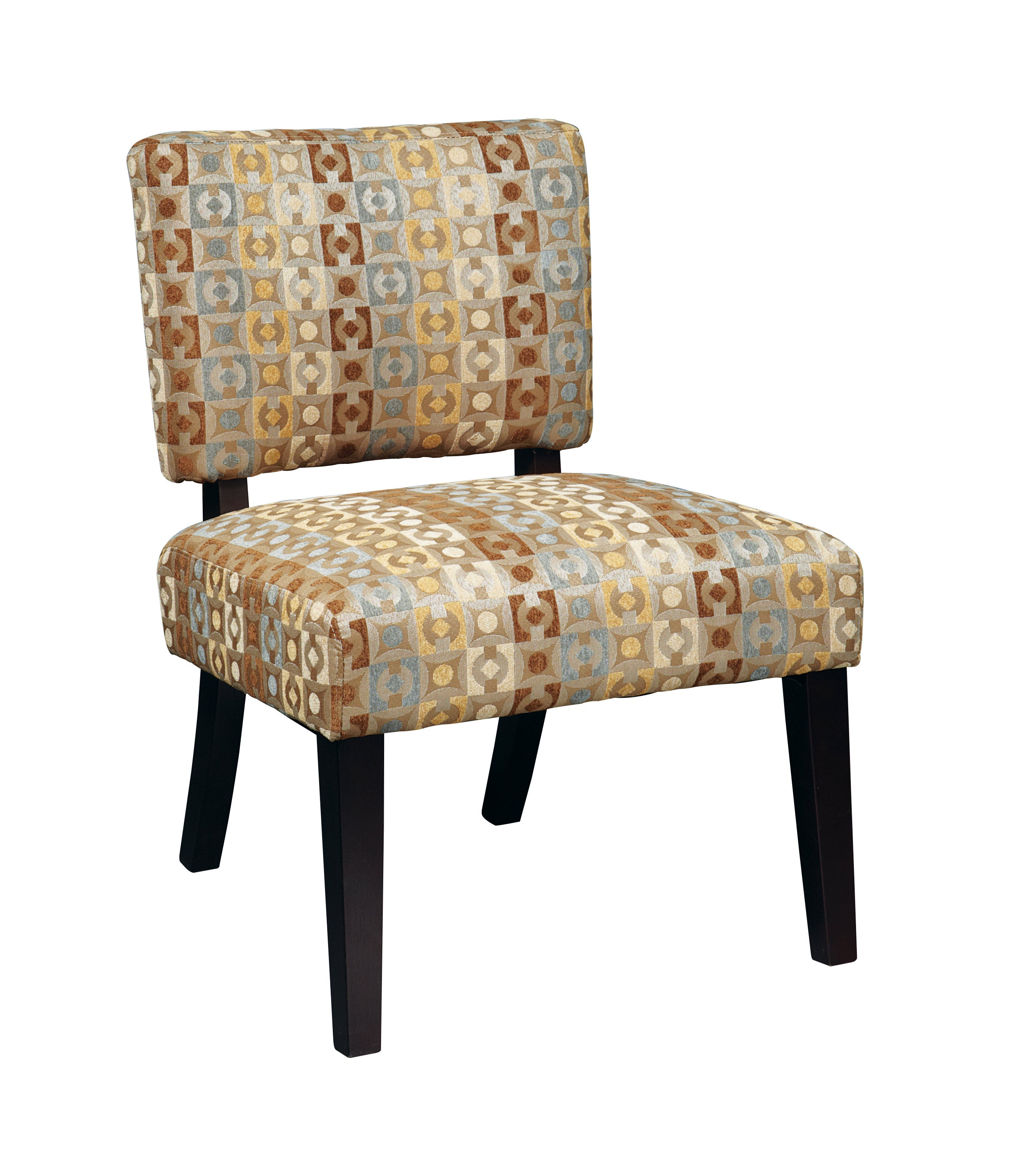 Avenue Six Jasmine Accent Chair   Multi   Free Shipping Today   Overstock    13808007