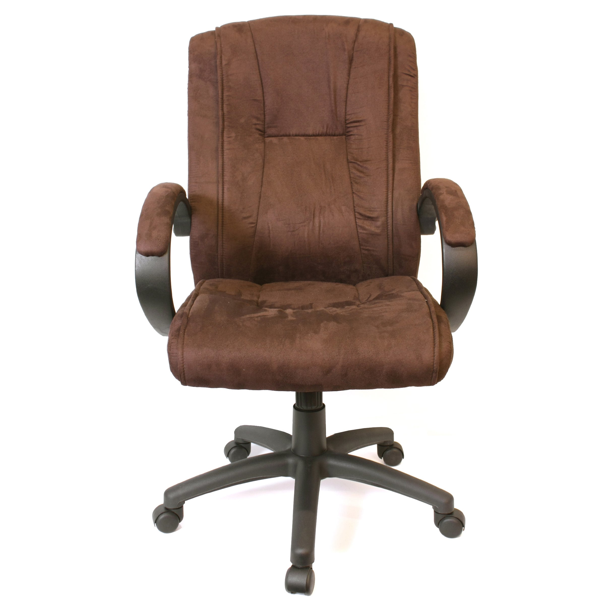 Shop Comfort Products Padded Microsuede Office Chair - Free Shipping ...
