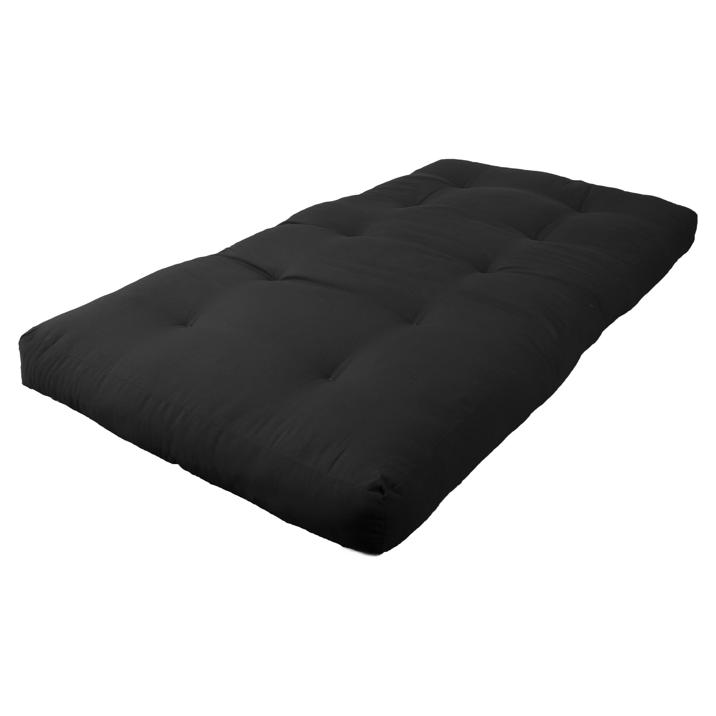Blazing Needles Vitality 6 Inch Twin Size Futon Mattress On Free Shipping Today Com 6160001