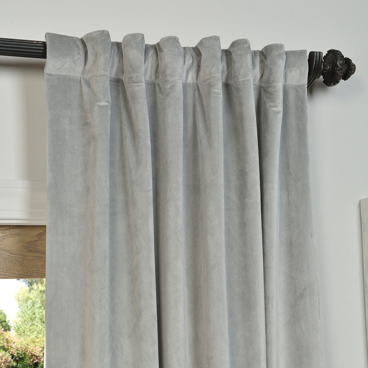 for from to voile in cloth home blackout styling versatile is attached living curtain crushed fabric nicetown option room teal item curtains with