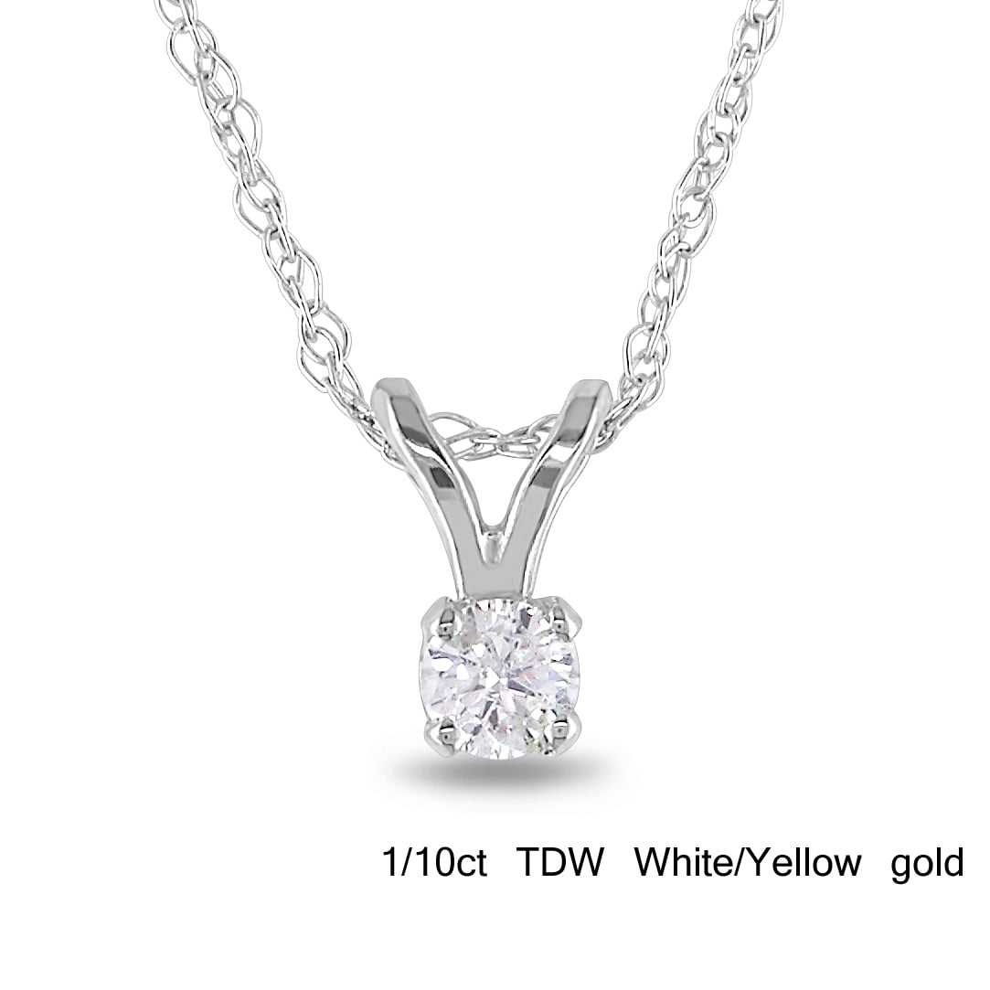 rolo on solitare in chain bezel edwards davies product pendant set diamond a solitaire necklace gold white