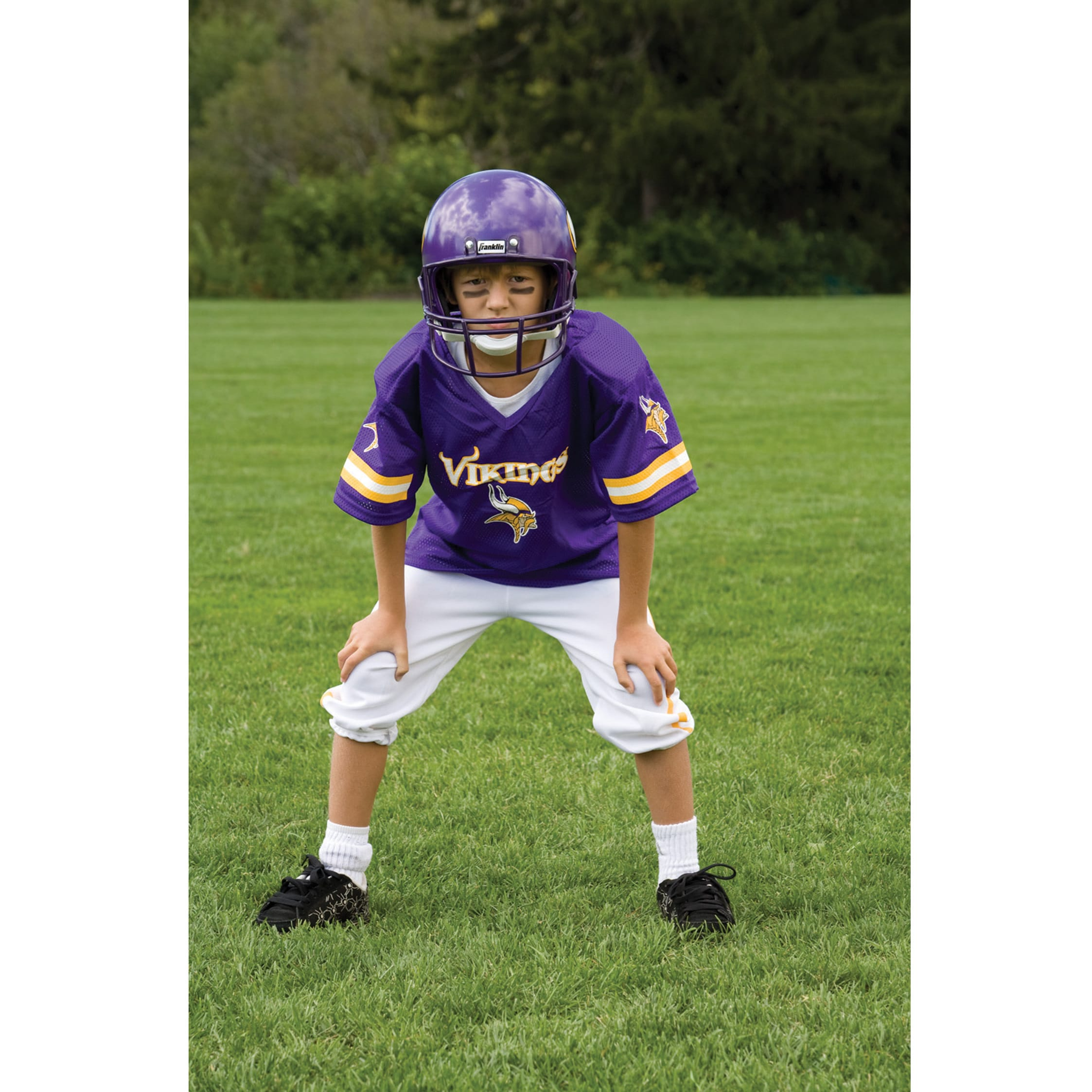 e9099eefd Shop Franklin Sports NFL Minnesota Vikings Youth Uniform Set - Free  Shipping Today - Overstock - 6192094