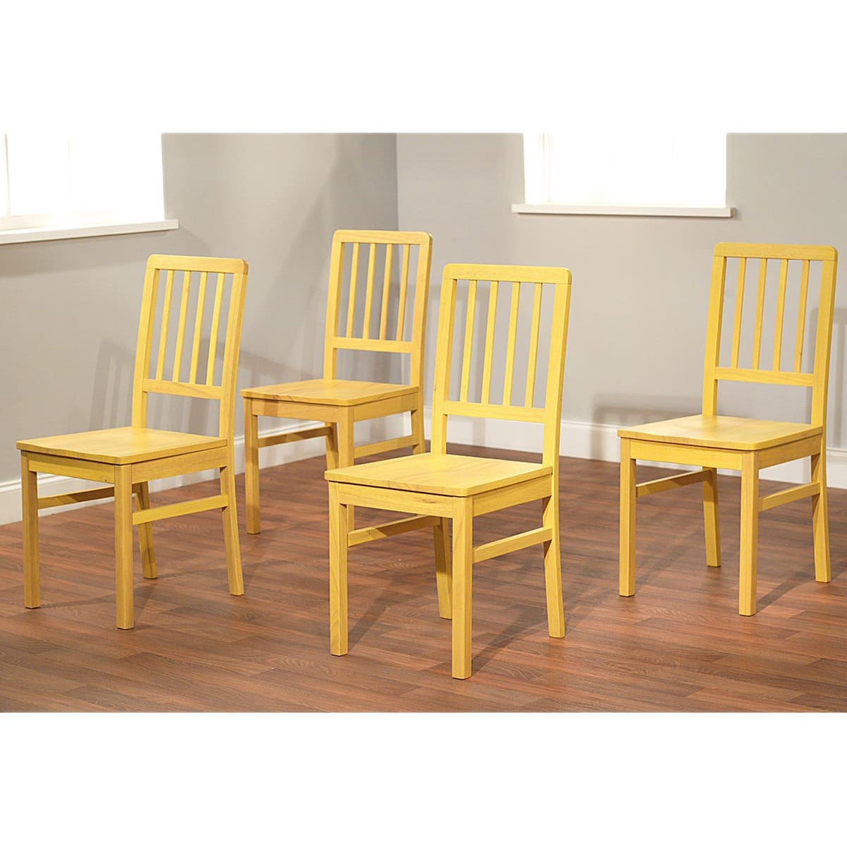 Simple Living Camden Dining Chair Set Of 4 Free Shipping Today 13847847