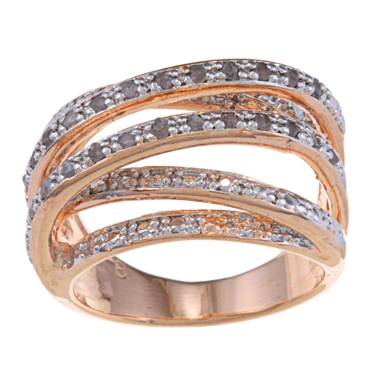to paris jenny carat diamond new portofino bands range introduces stone exclusive goldsmiths ring collection multi claw platinum collections packham