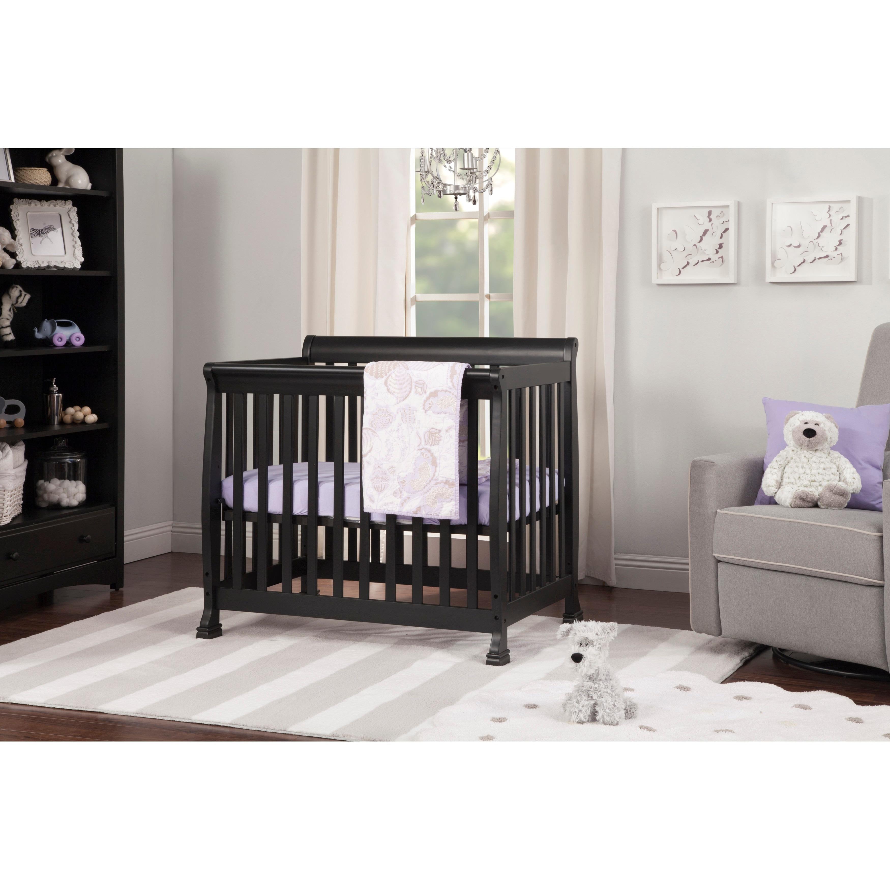 davinci kalani 2 in 1 mini crib and bed free shipping today