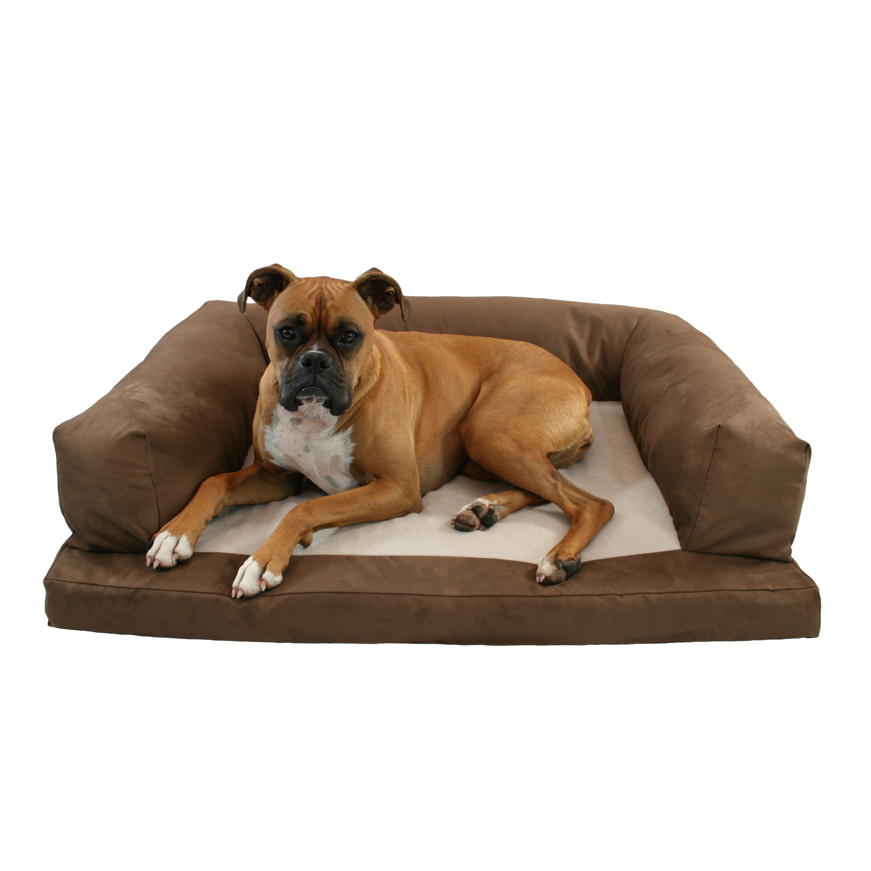 Shop Hidden Valley Baxter Orthopedic Dog Bed and Couch (Small to ...