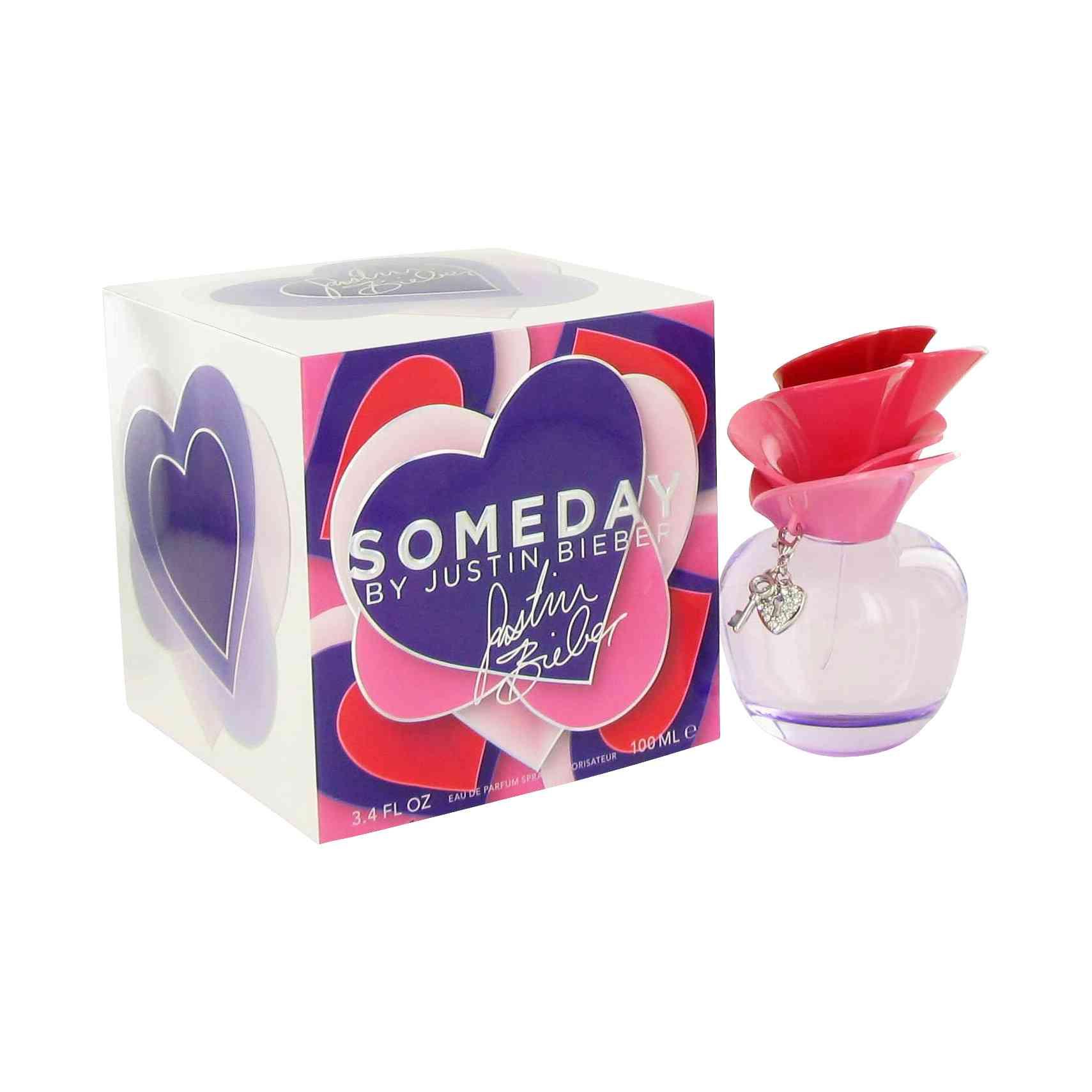 Shop Justin Bieber Someday Women\'s 3.4-ounce Eau de Parfum Spray ...